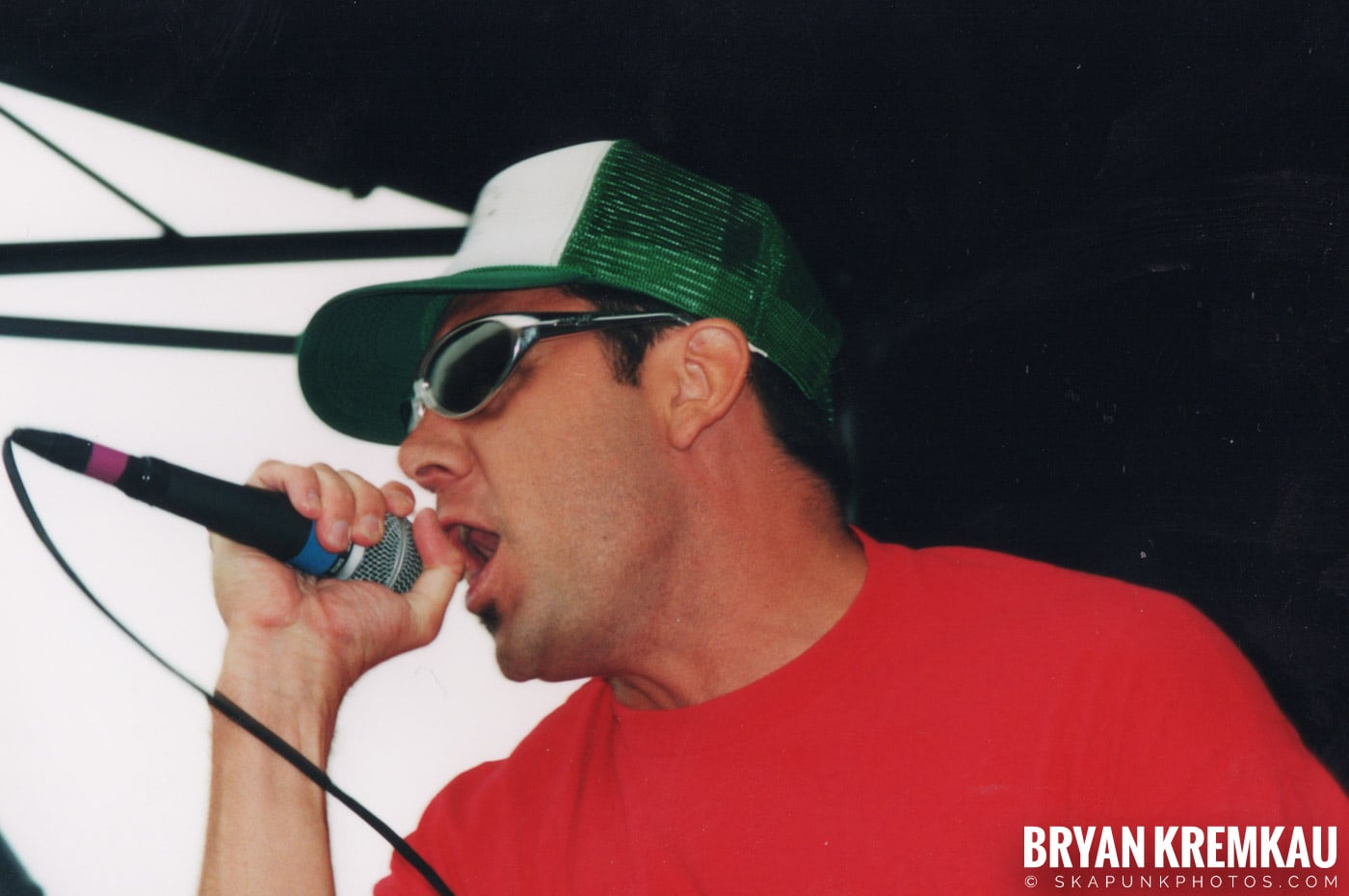 Pennywise @ Vans Warped Tour, Randall's Island, NYC - 8.4.01 (10)