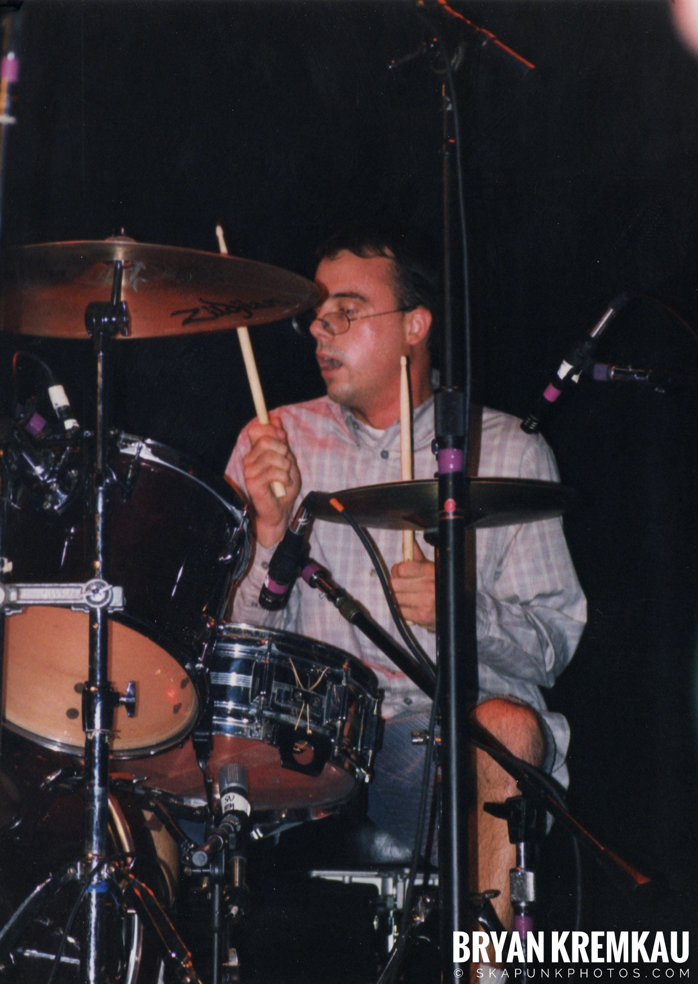The Pietasters @ Irving Plaza, NYC - 8.13.99 (25)