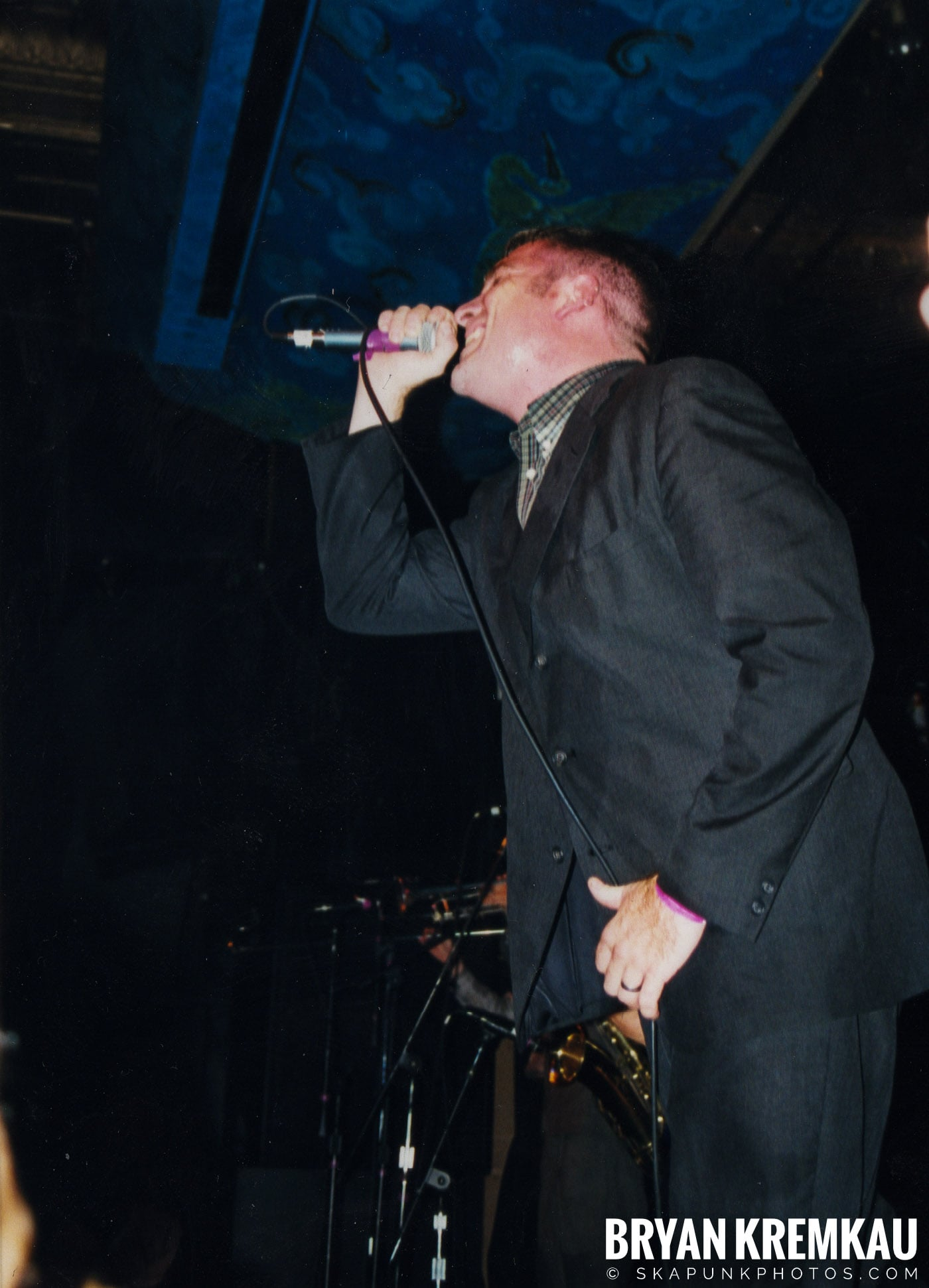 The Pietasters @ Irving Plaza, NYC - 8.13.99 (15)
