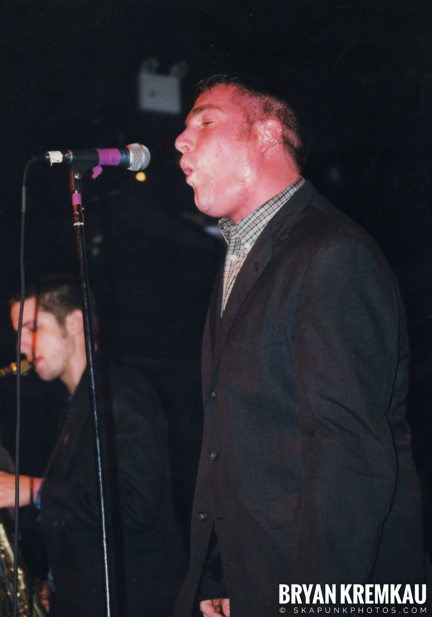 The Pietasters @ Irving Plaza, NYC - 8.13.99 (12)