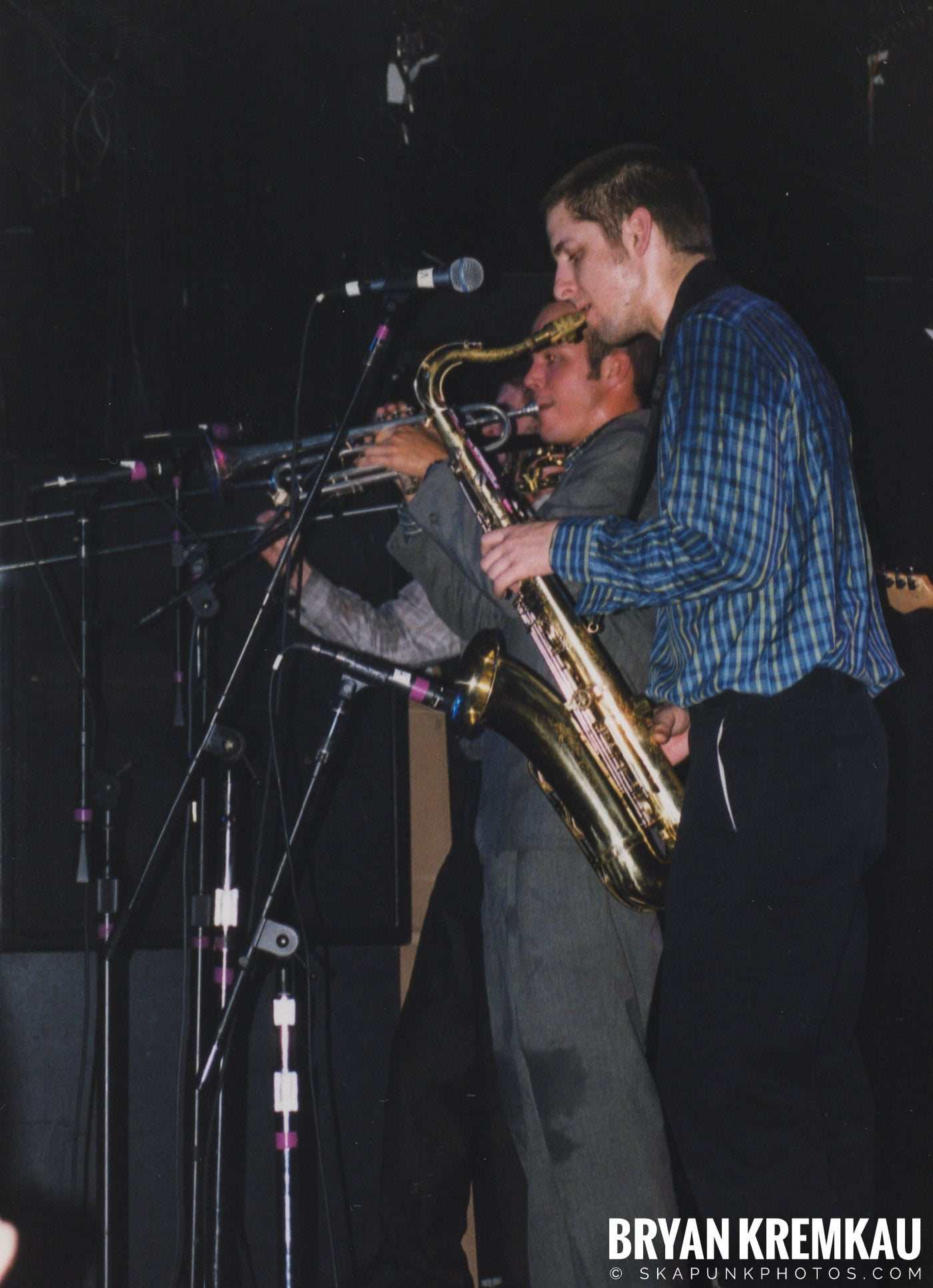The Pietasters @ Irving Plaza, NYC - 8.13.99 (11)