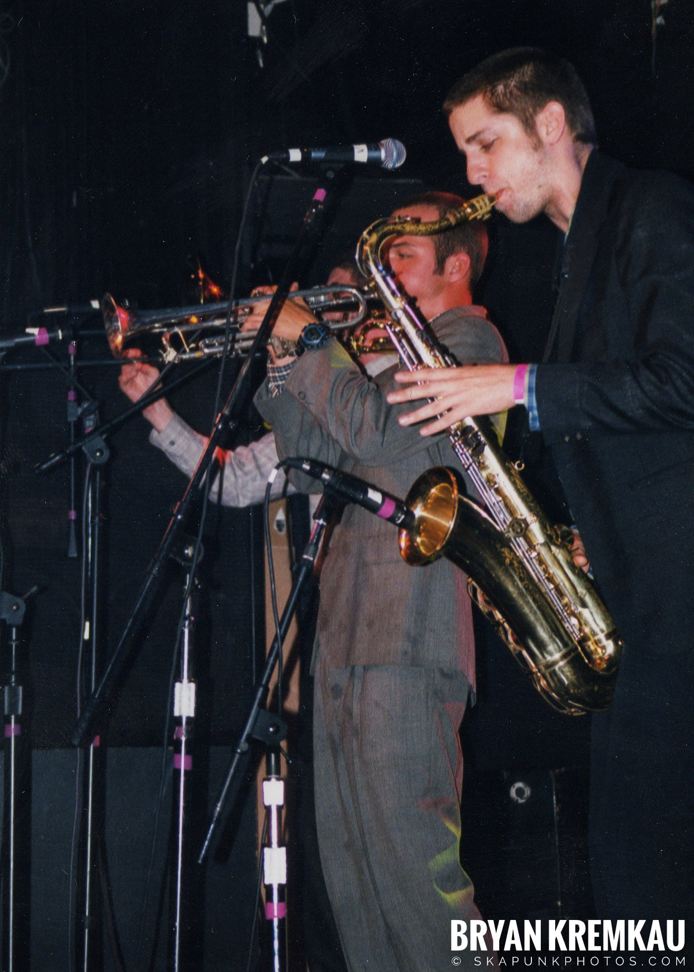 The Pietasters @ Irving Plaza, NYC - 8.13.99 (8)