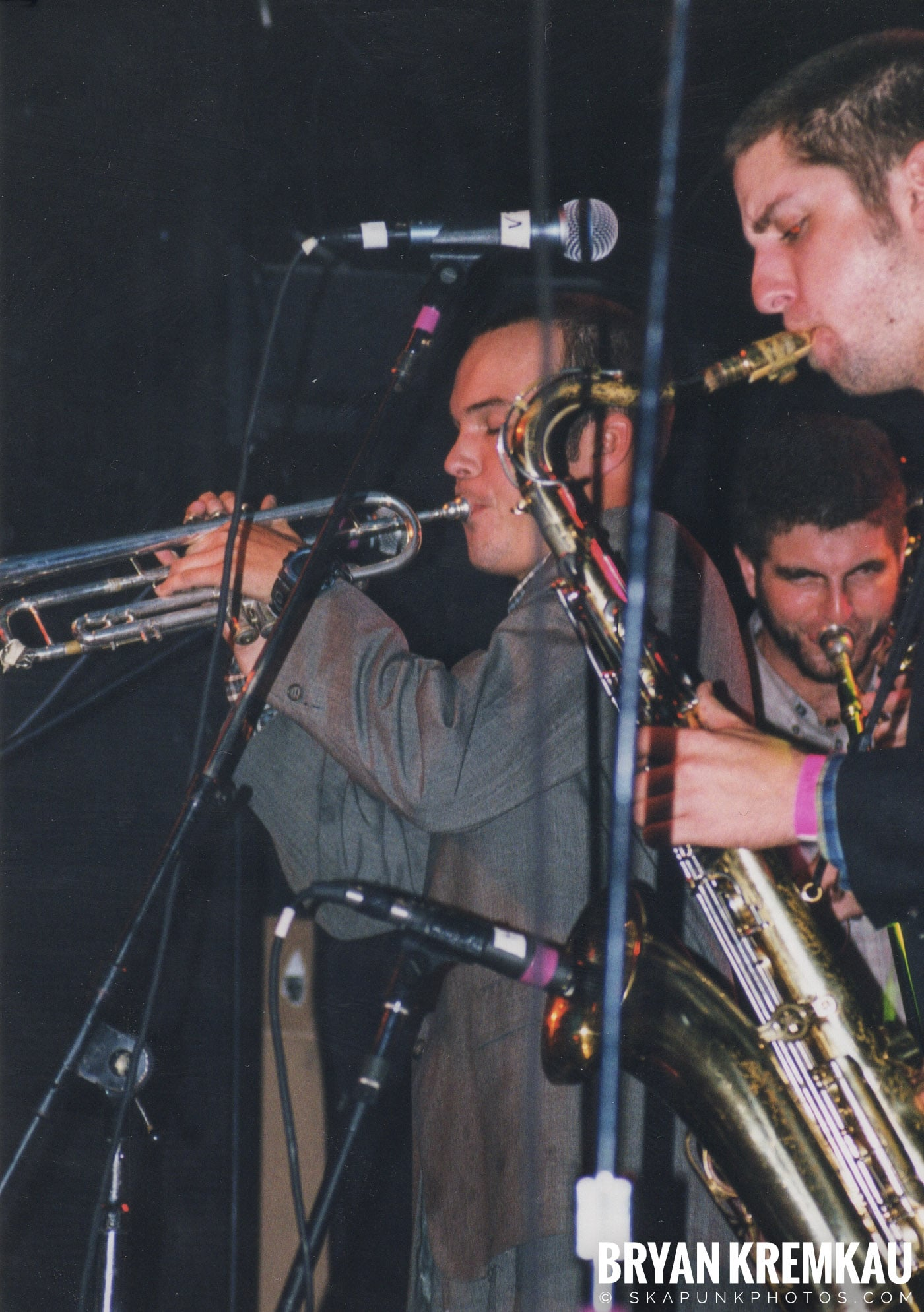 The Pietasters @ Irving Plaza, NYC - 8.13.99 (7)