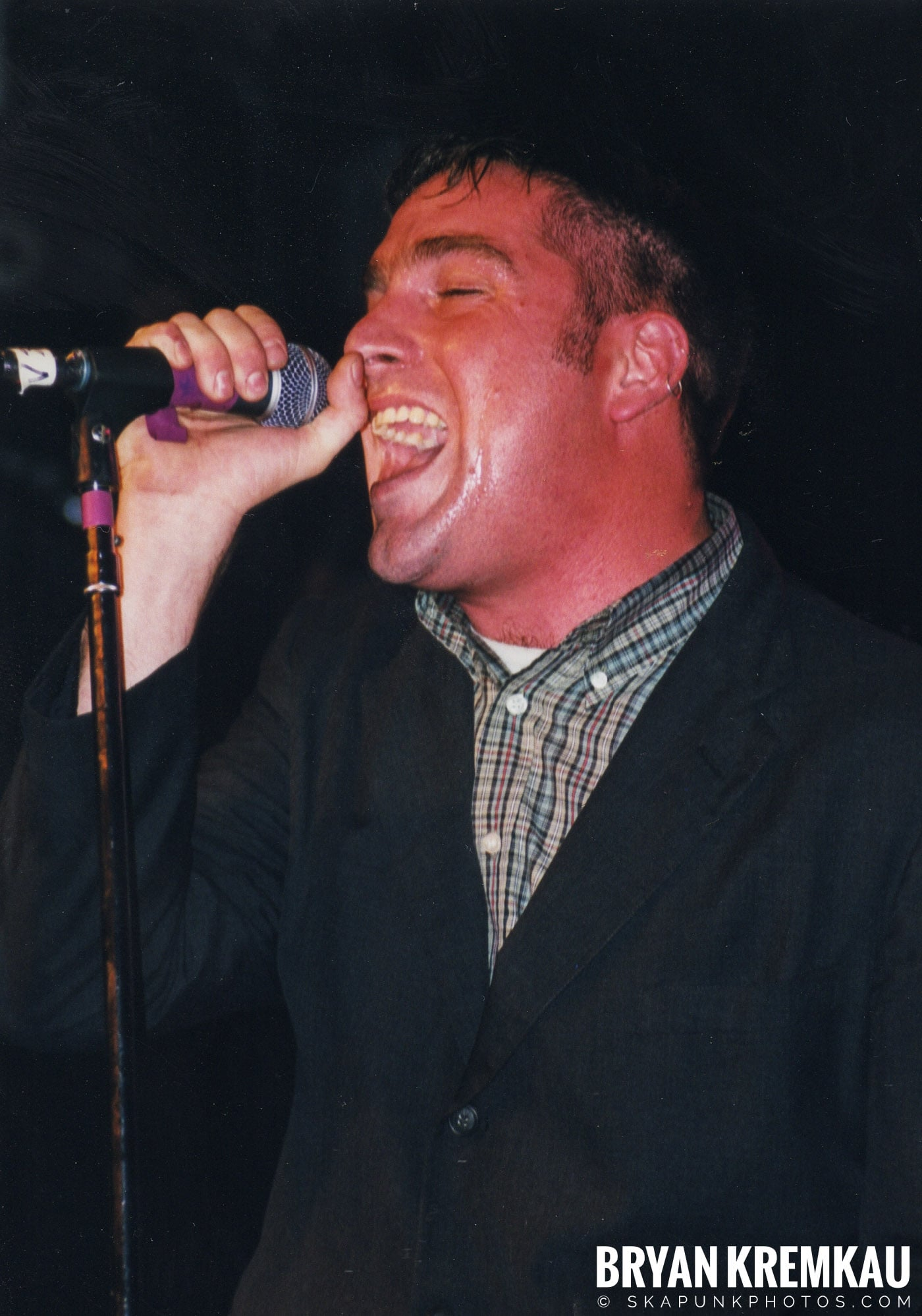 The Pietasters @ Irving Plaza, NYC - 8.13.99 (6)