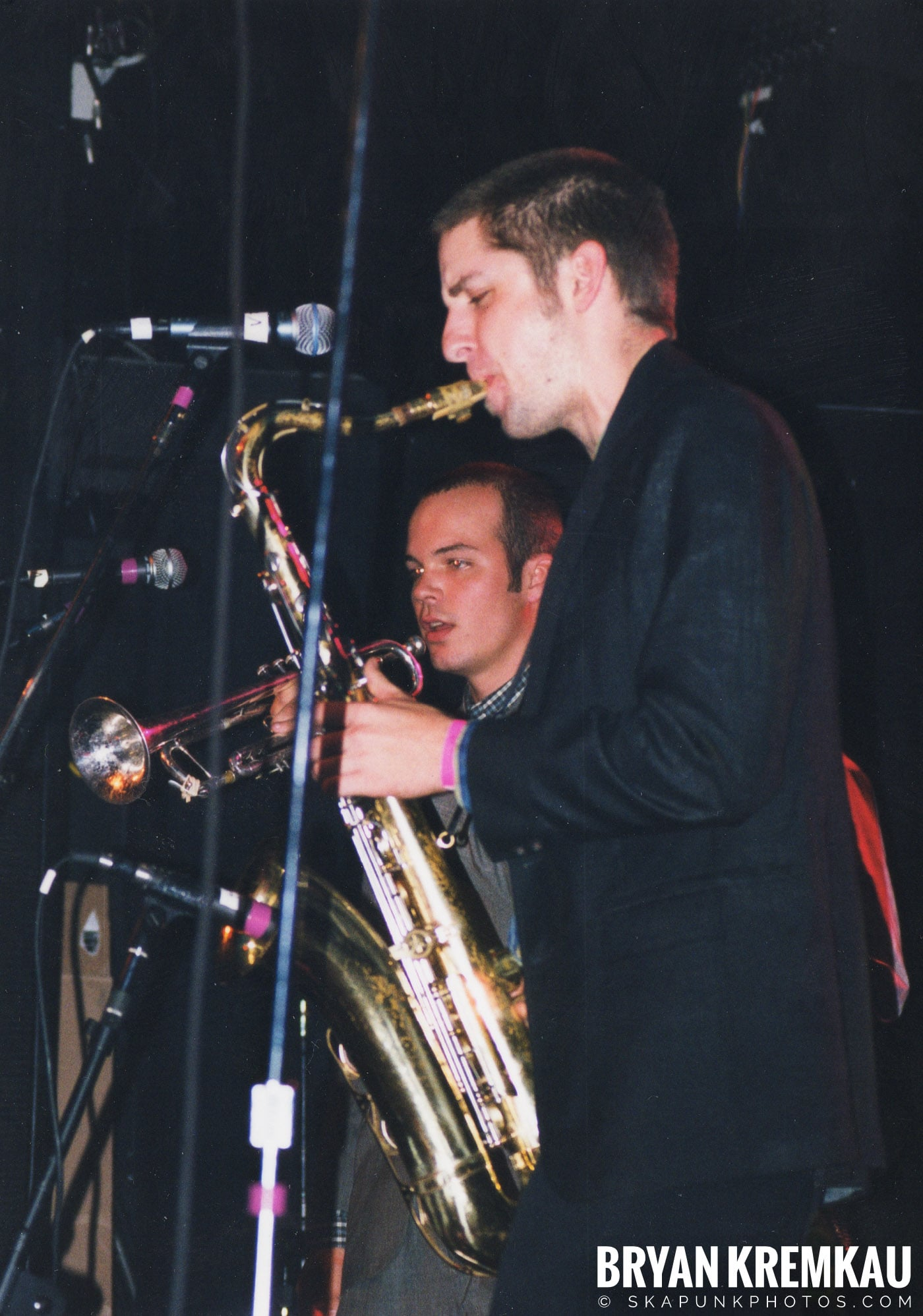 The Pietasters @ Irving Plaza, NYC - 8.13.99 (5)