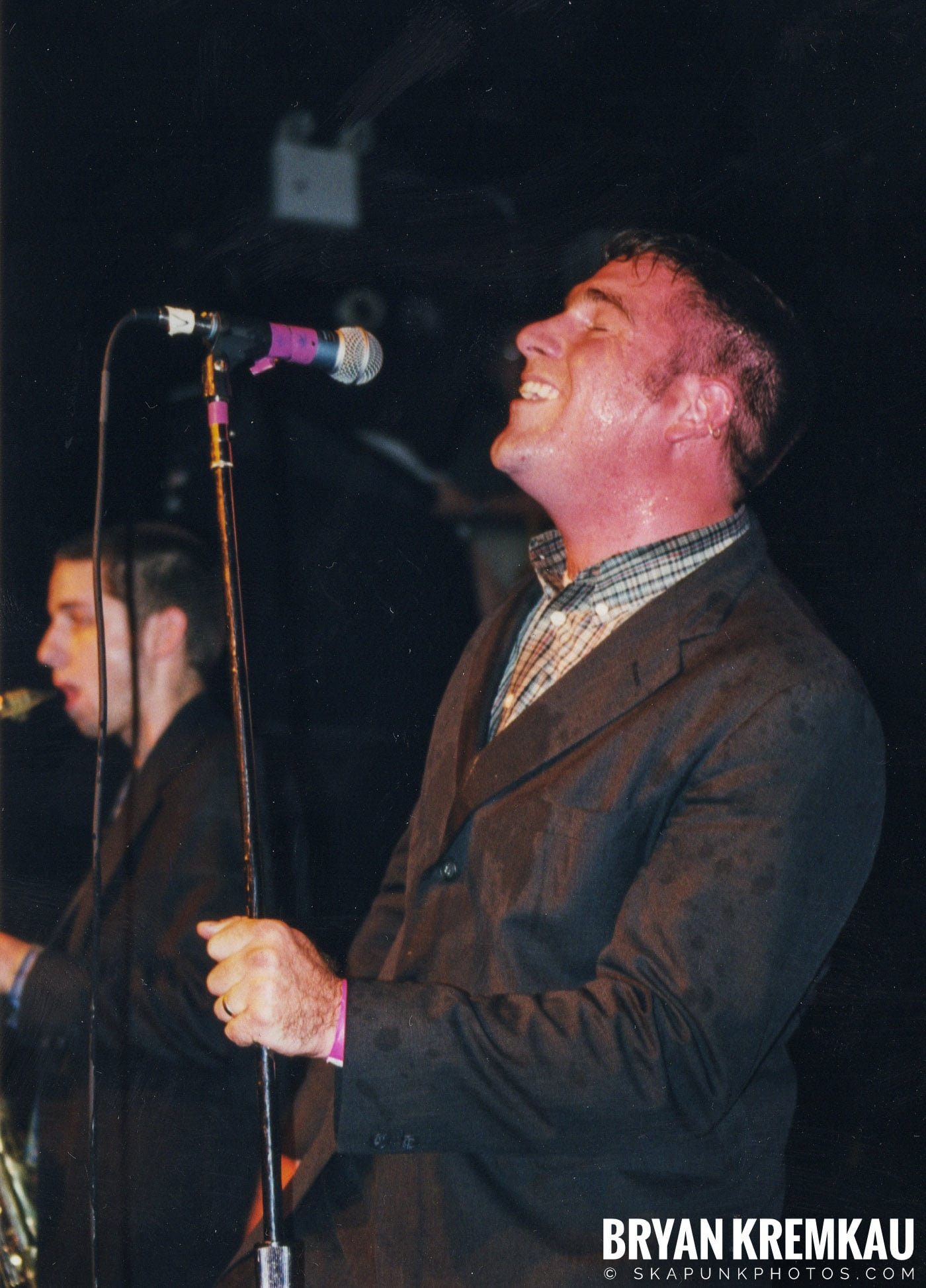 The Pietasters @ Irving Plaza, NYC - 8.13.99 (3)