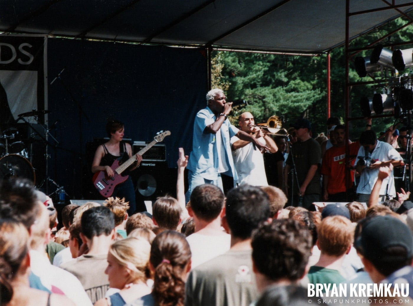 Pilfers @ New England Ska Fest 98, Westford, MA - 8.22.98 (7)