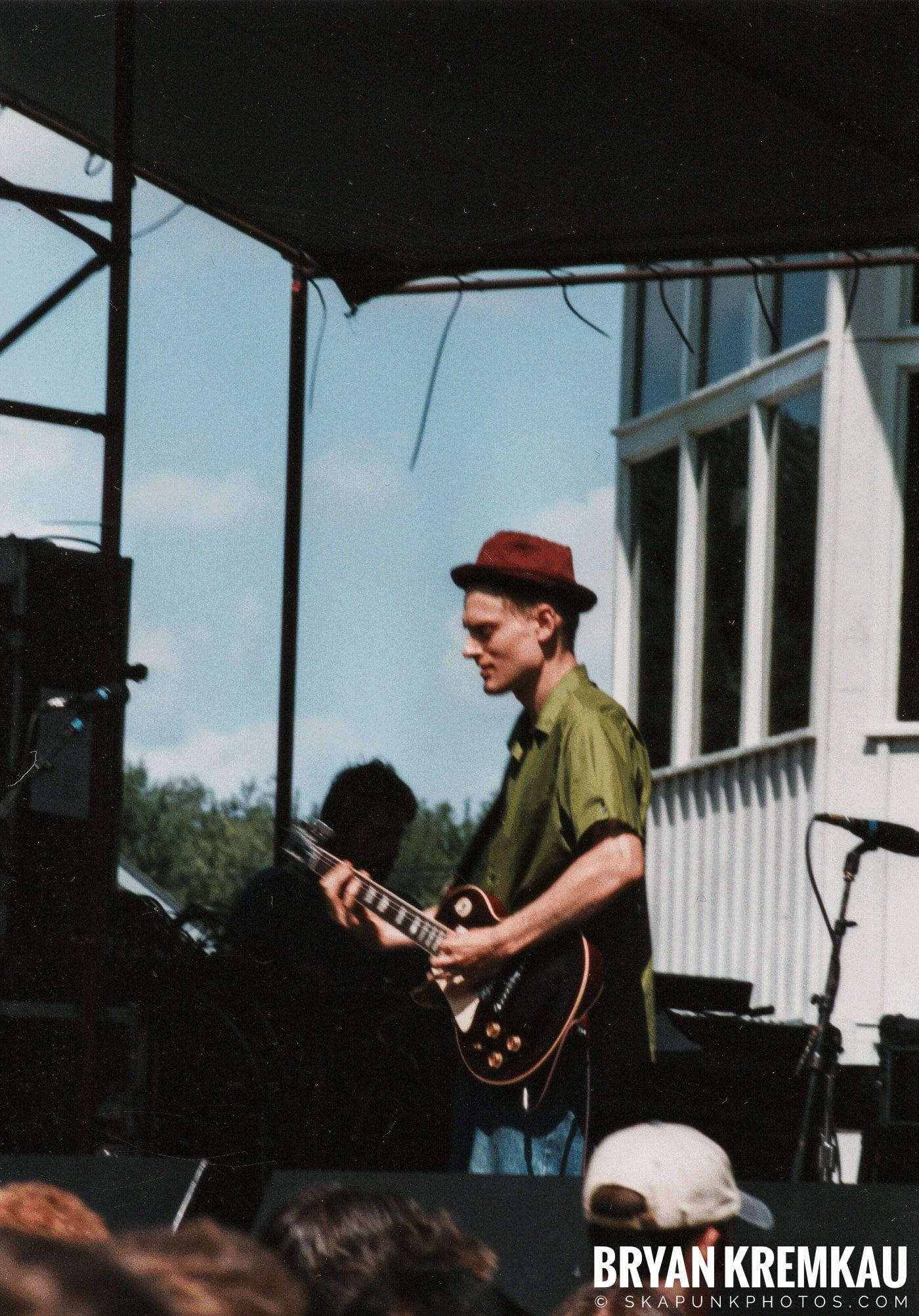 Pilfers @ New England Ska Fest 98, Westford, MA - 8.22.98 (3)