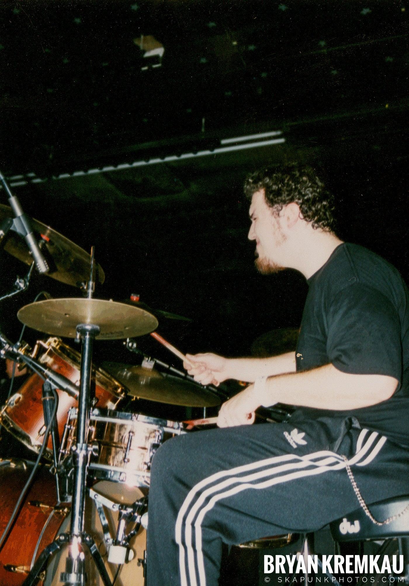 Pilfers @ Skater's World, Wayne, NJ - 1998 (17)