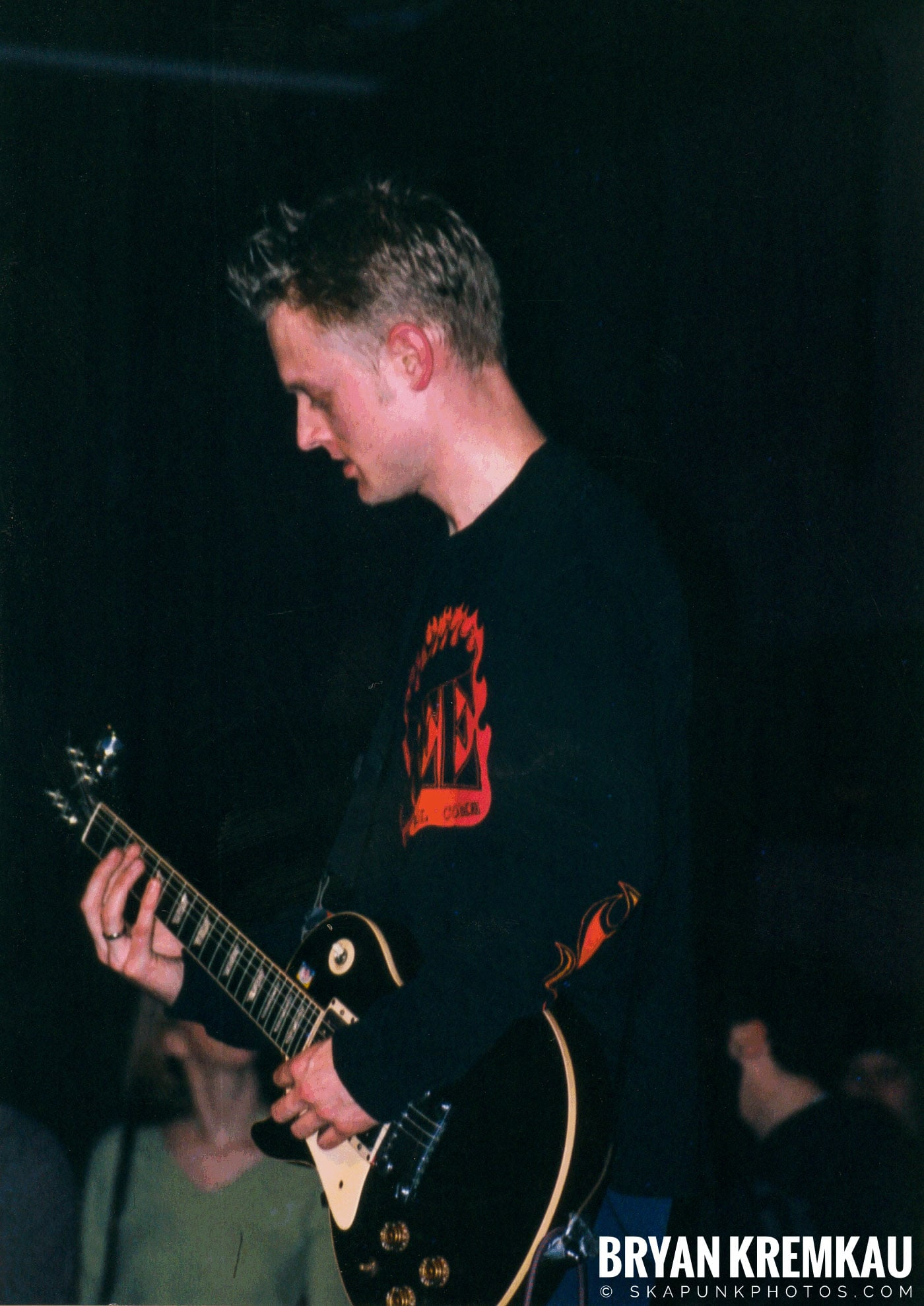 Pilfers @ Skater's World, Wayne, NJ - 1998 (15)