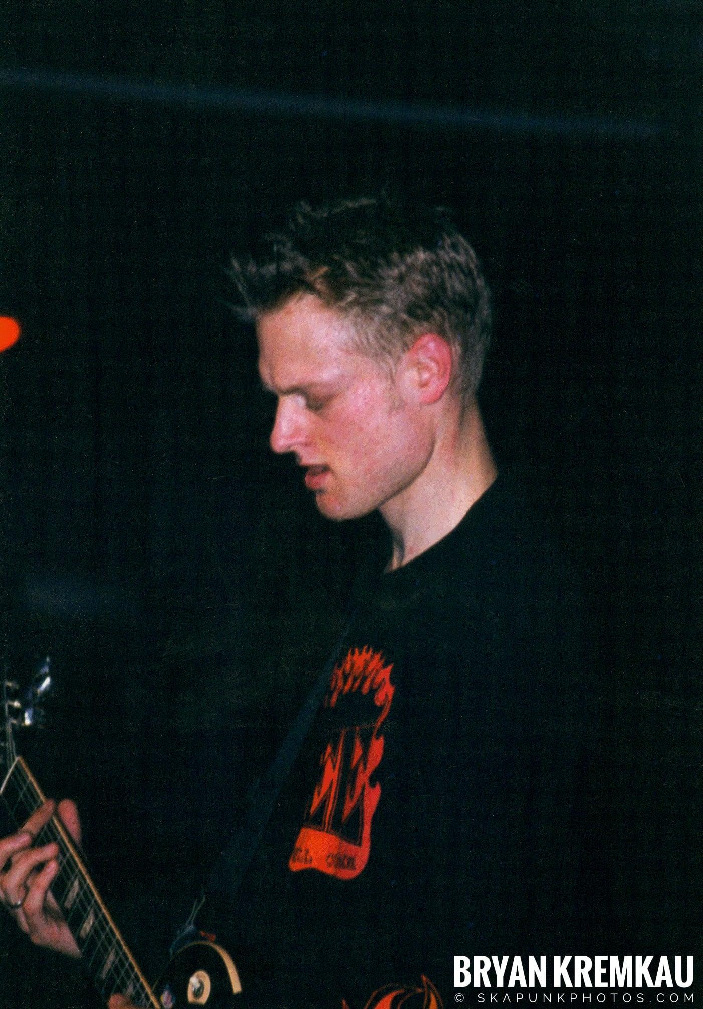 Pilfers @ Skater's World, Wayne, NJ - 1998 (14)