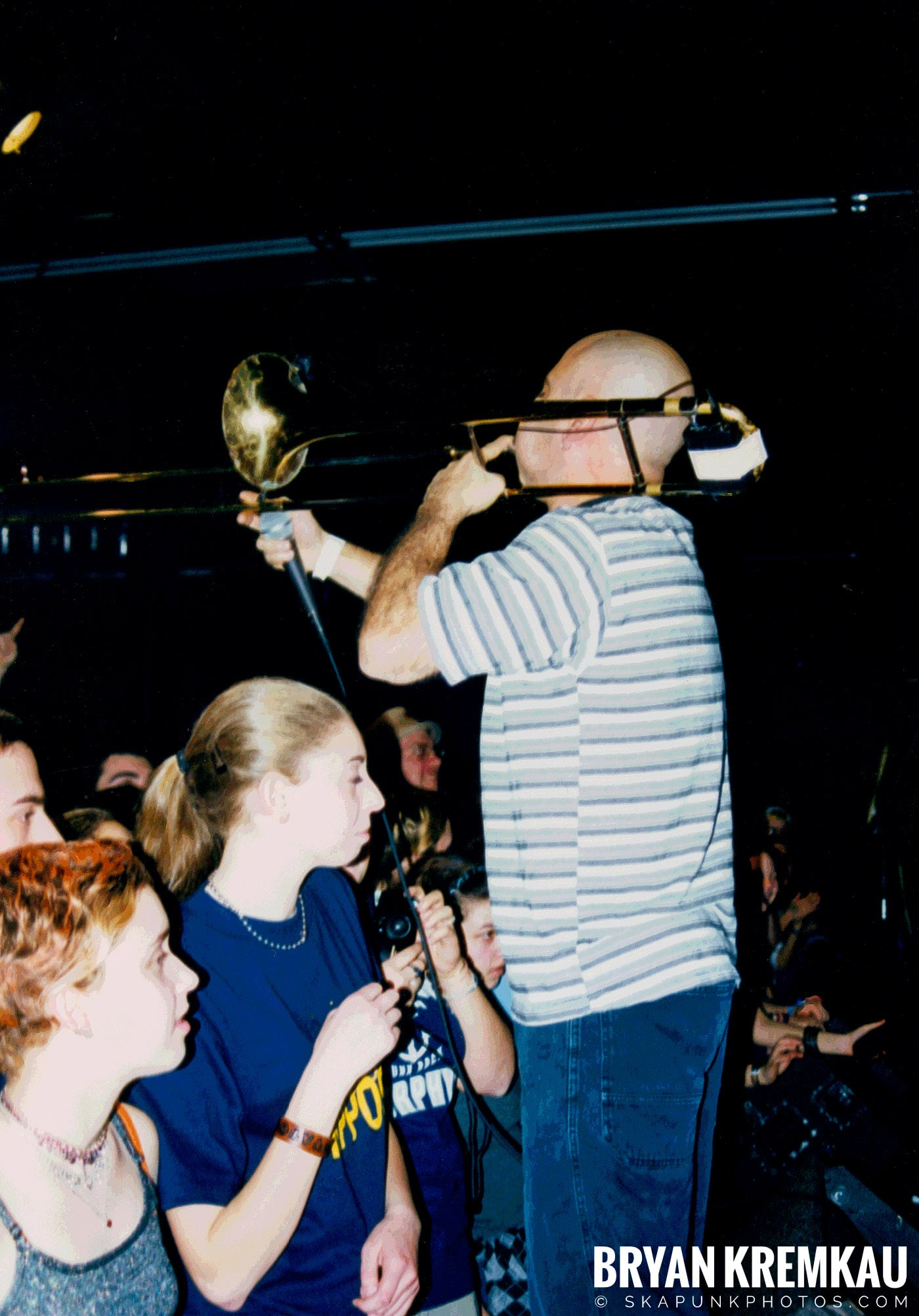 Pilfers @ Skater's World, Wayne, NJ - 1998 (11)
