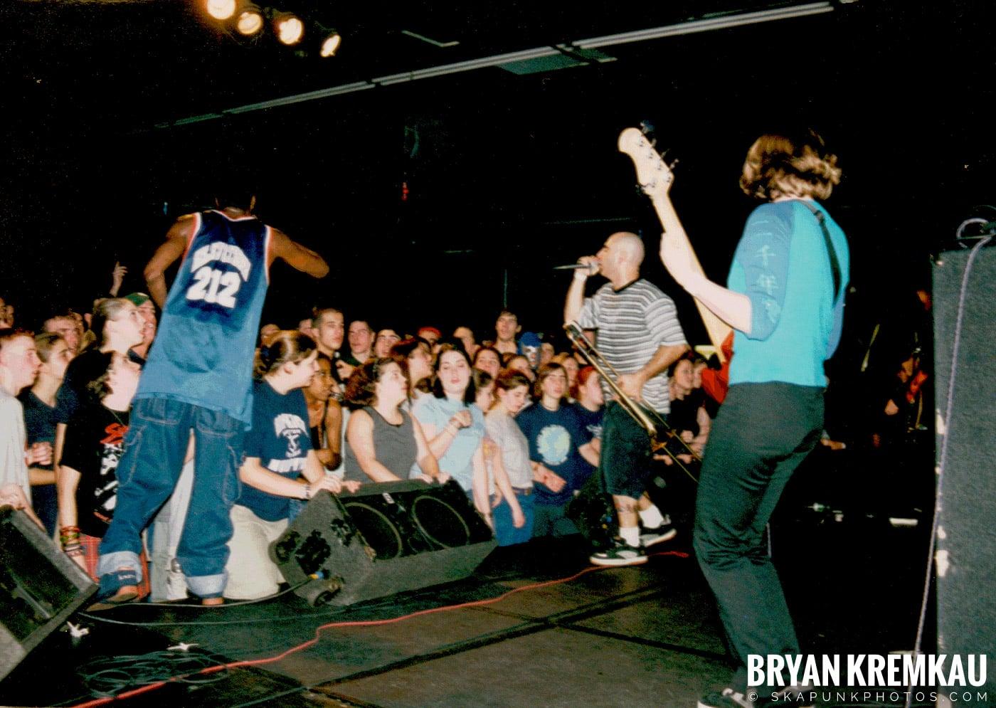 Pilfers @ Skater's World, Wayne, NJ - 1998 (8)