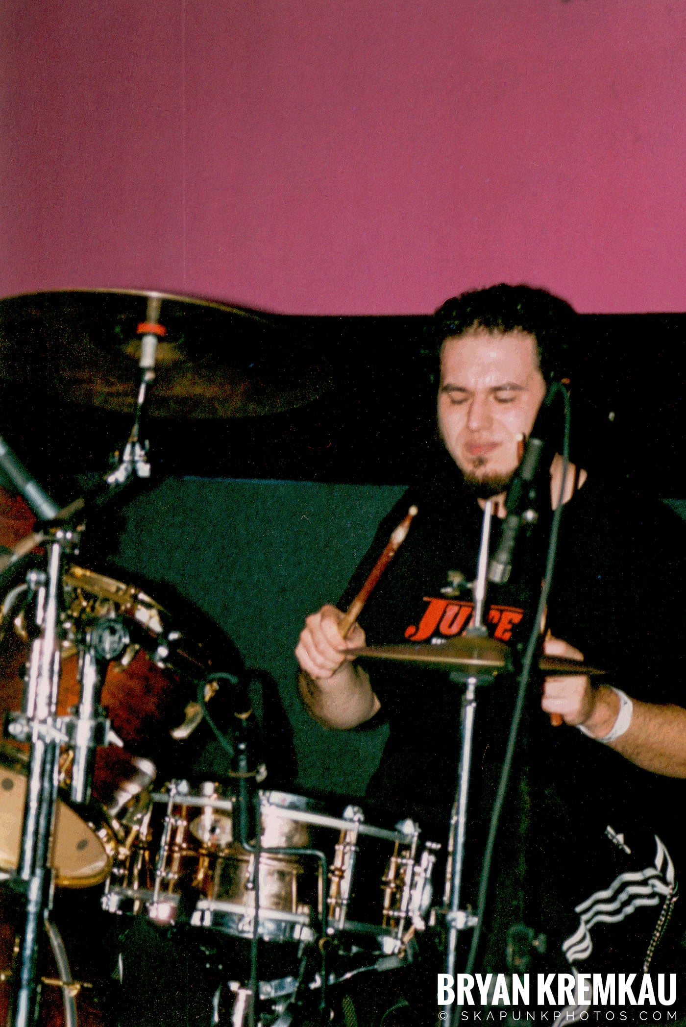 Pilfers @ Skater's World, Wayne, NJ - 1998 (6)