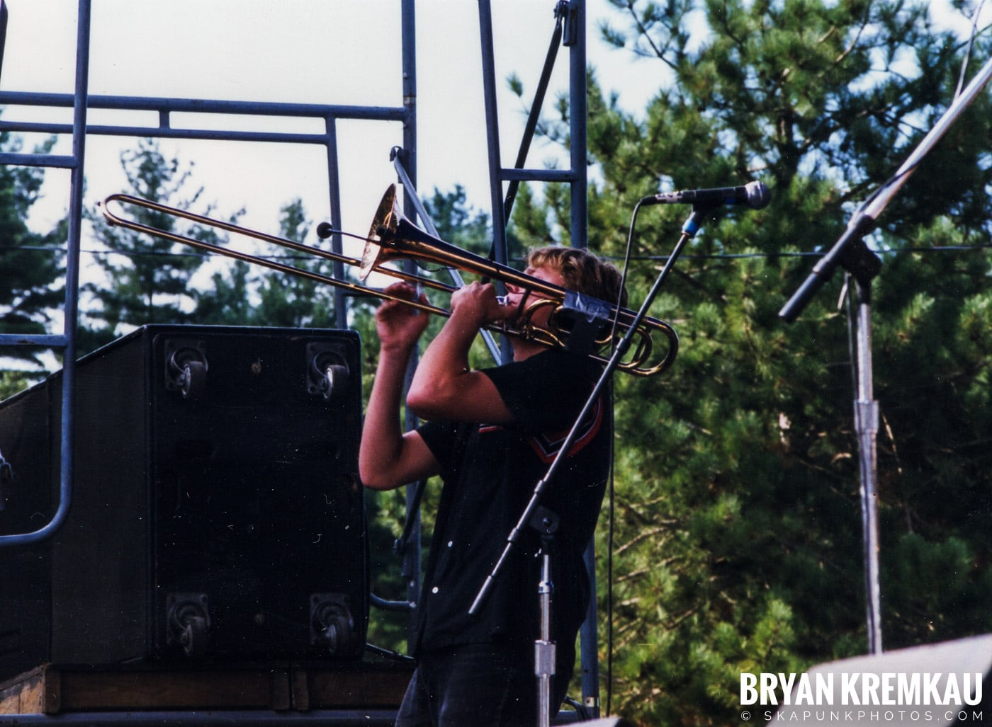 The Planet Smashers @ New England Ska Fest 98, Westford, MA - 8.22.98 (9)