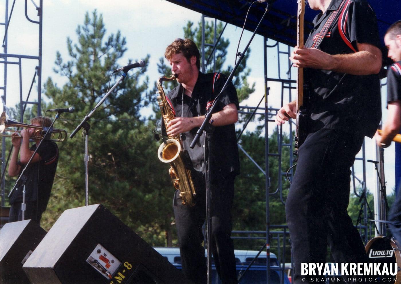 The Planet Smashers @ New England Ska Fest 98, Westford, MA - 8.22.98 (8)