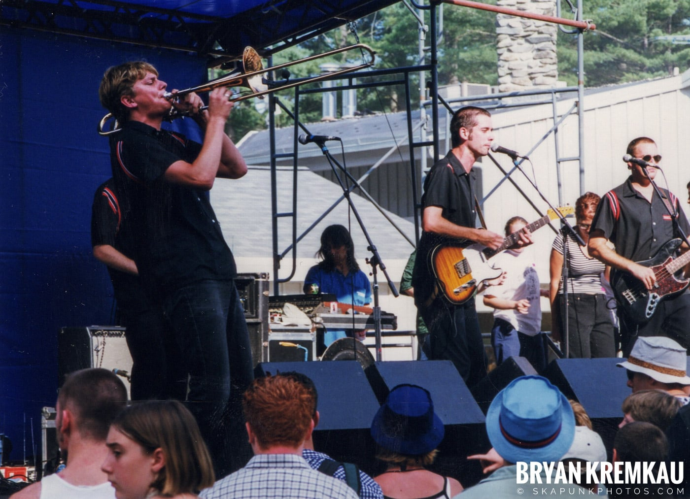 The Planet Smashers @ New England Ska Fest 98, Westford, MA - 8.22.98 (7)