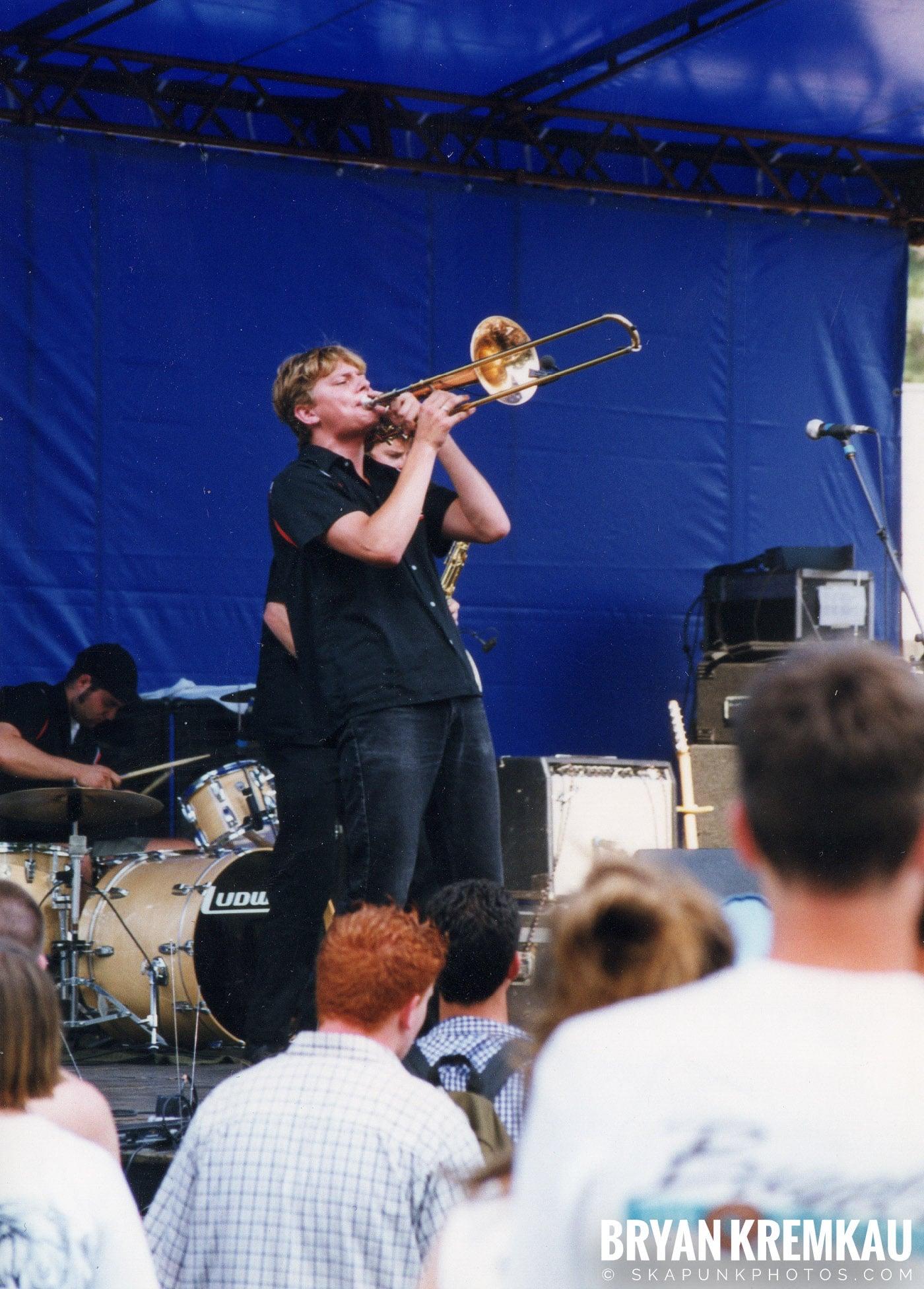 The Planet Smashers @ New England Ska Fest 98, Westford, MA - 8.22.98 (6)