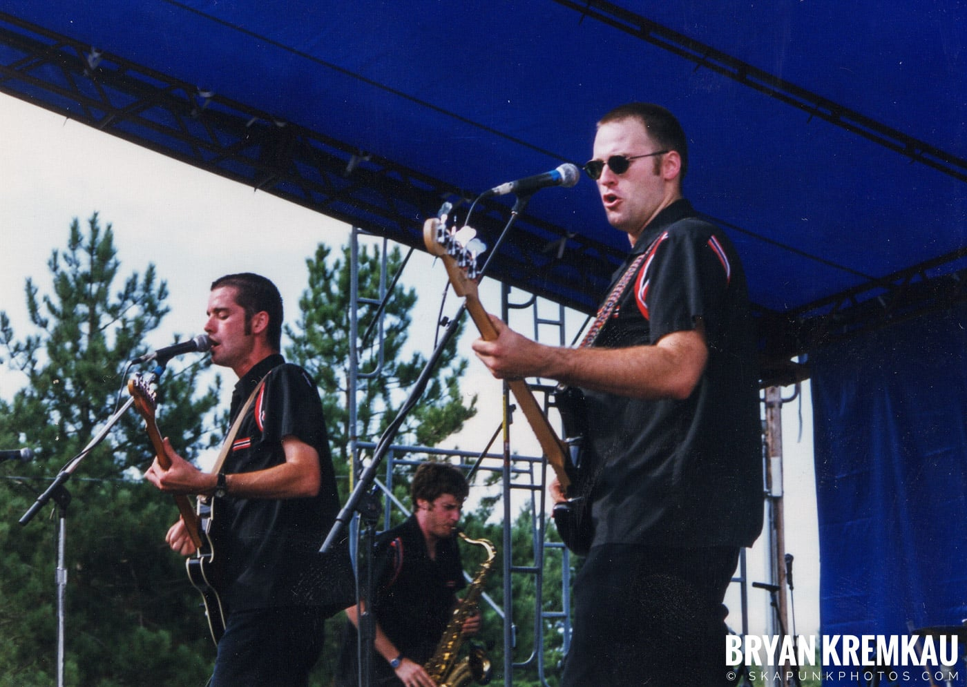 The Planet Smashers @ New England Ska Fest 98, Westford, MA - 8.22.98 (4)
