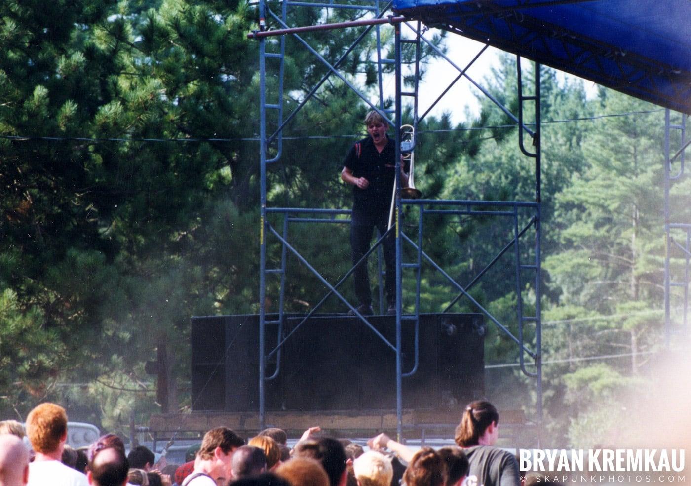 The Planet Smashers @ New England Ska Fest 98, Westford, MA - 8.22.98 (3)
