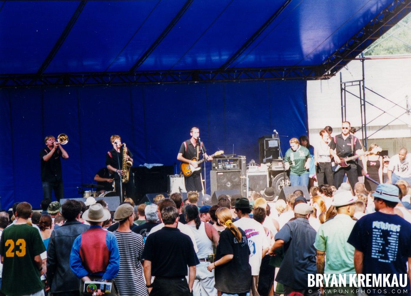 The Planet Smashers @ New England Ska Fest 98, Westford, MA - 8.22.98 (2)