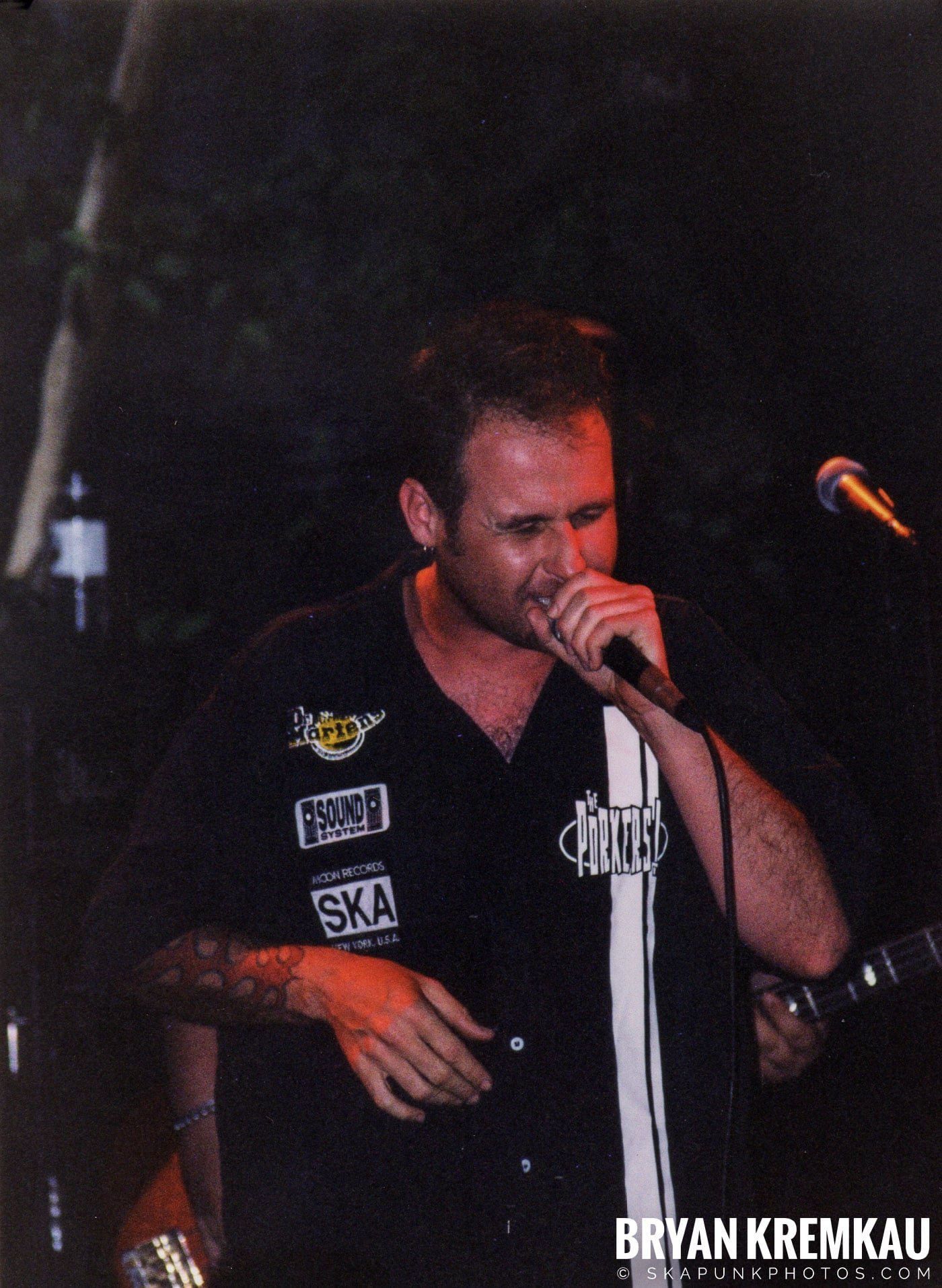 The Porkers @ Wetlands, NYC - 7.11.99 (9)