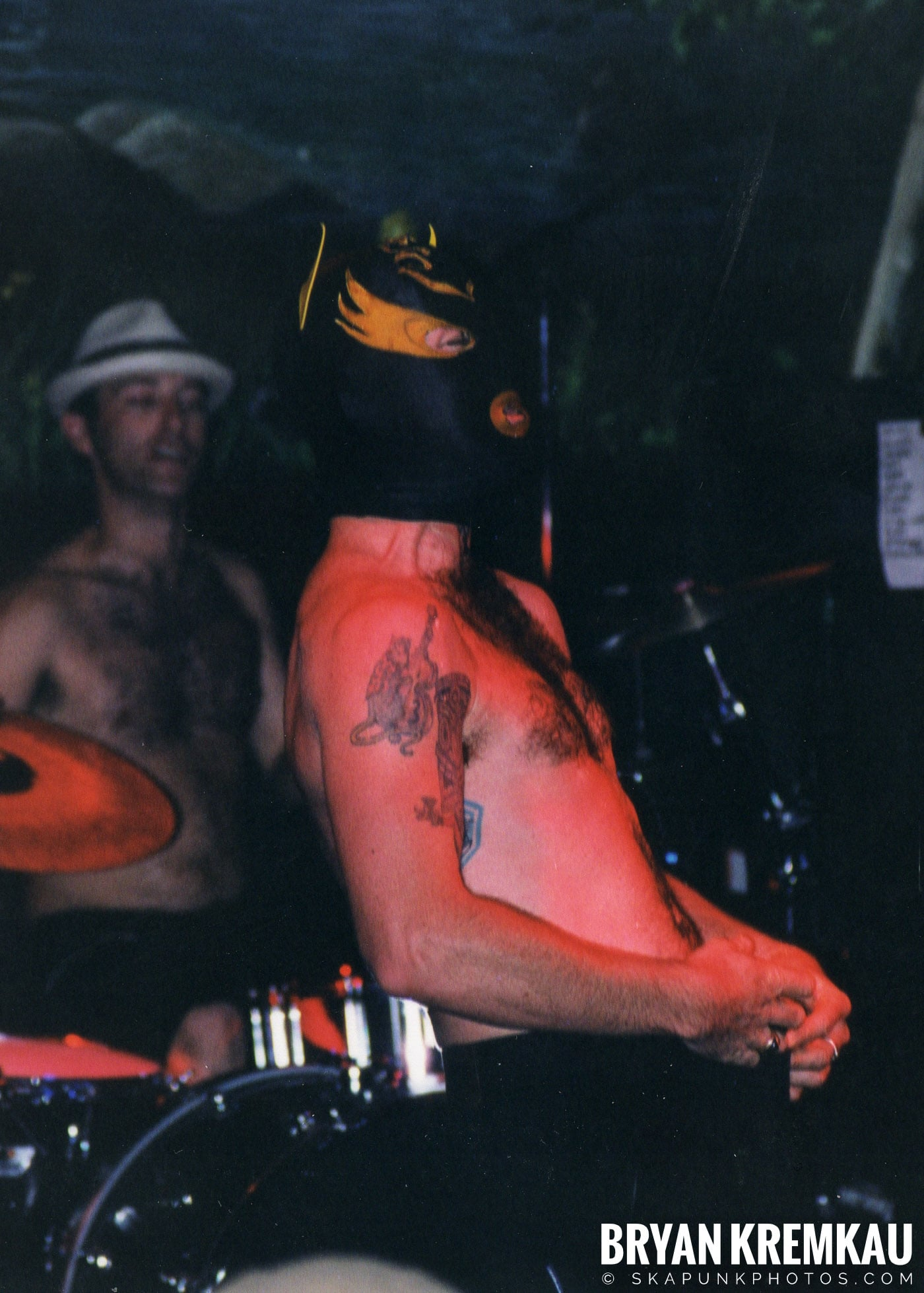 The Porkers @ Wetlands, NYC - 7.11.99 (6)