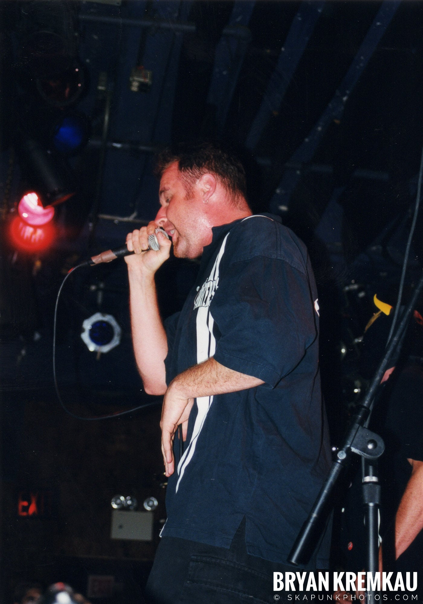 The Porkers @ Wetlands, NYC - 7.11.99 (3)