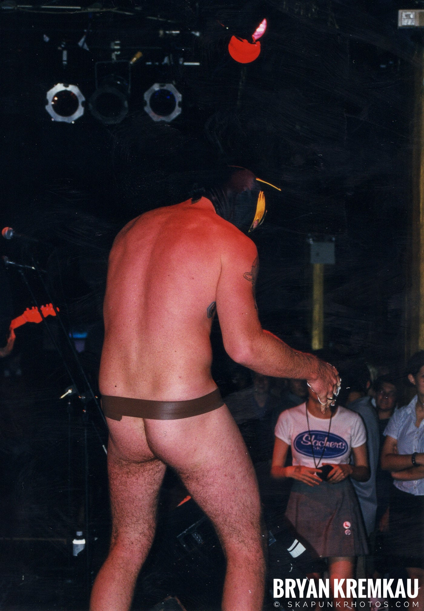 The Porkers @ Wetlands, NYC - 7.11.99 (2)