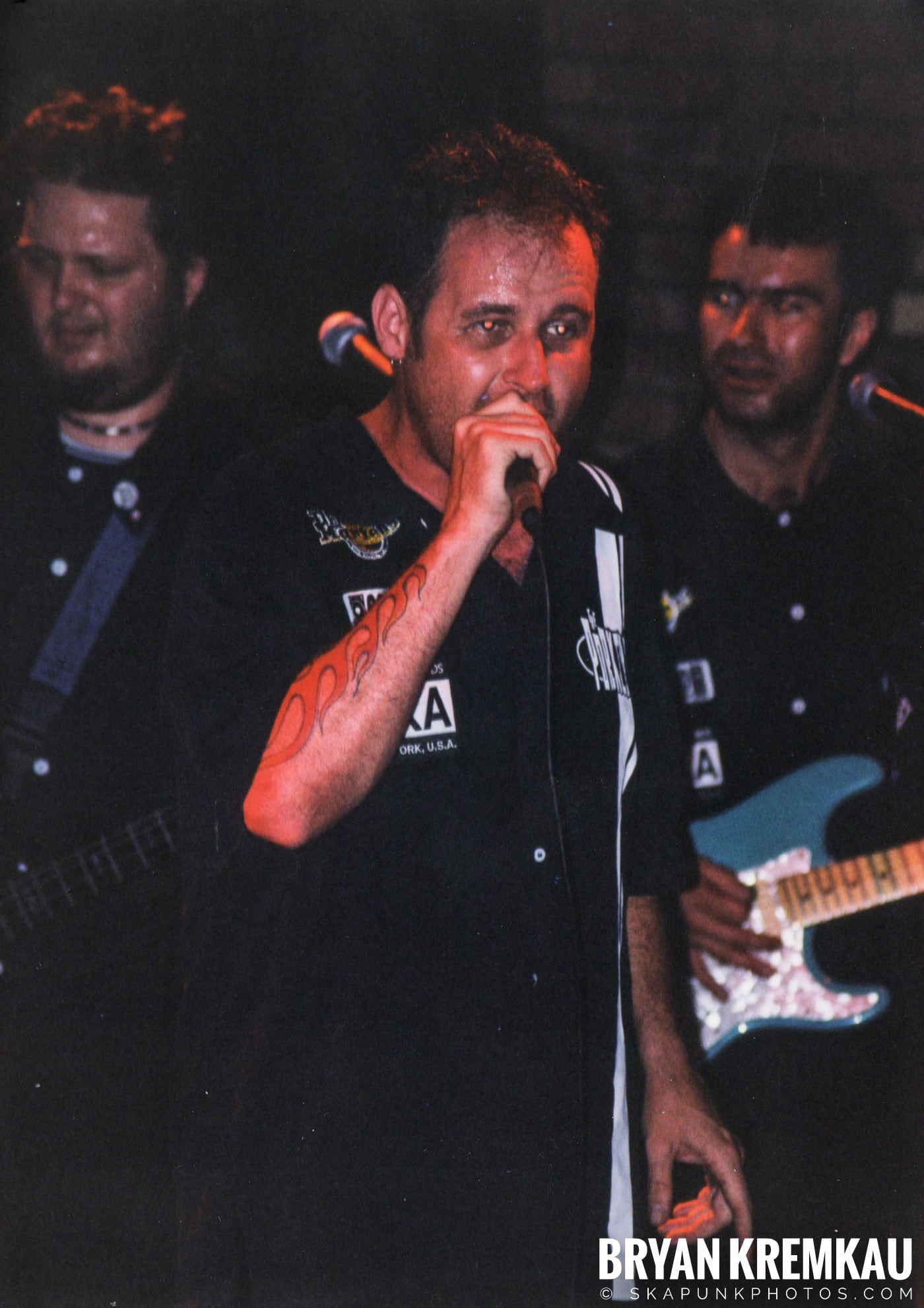 The Porkers @ Wetlands, NYC - 7.11.99 (1)