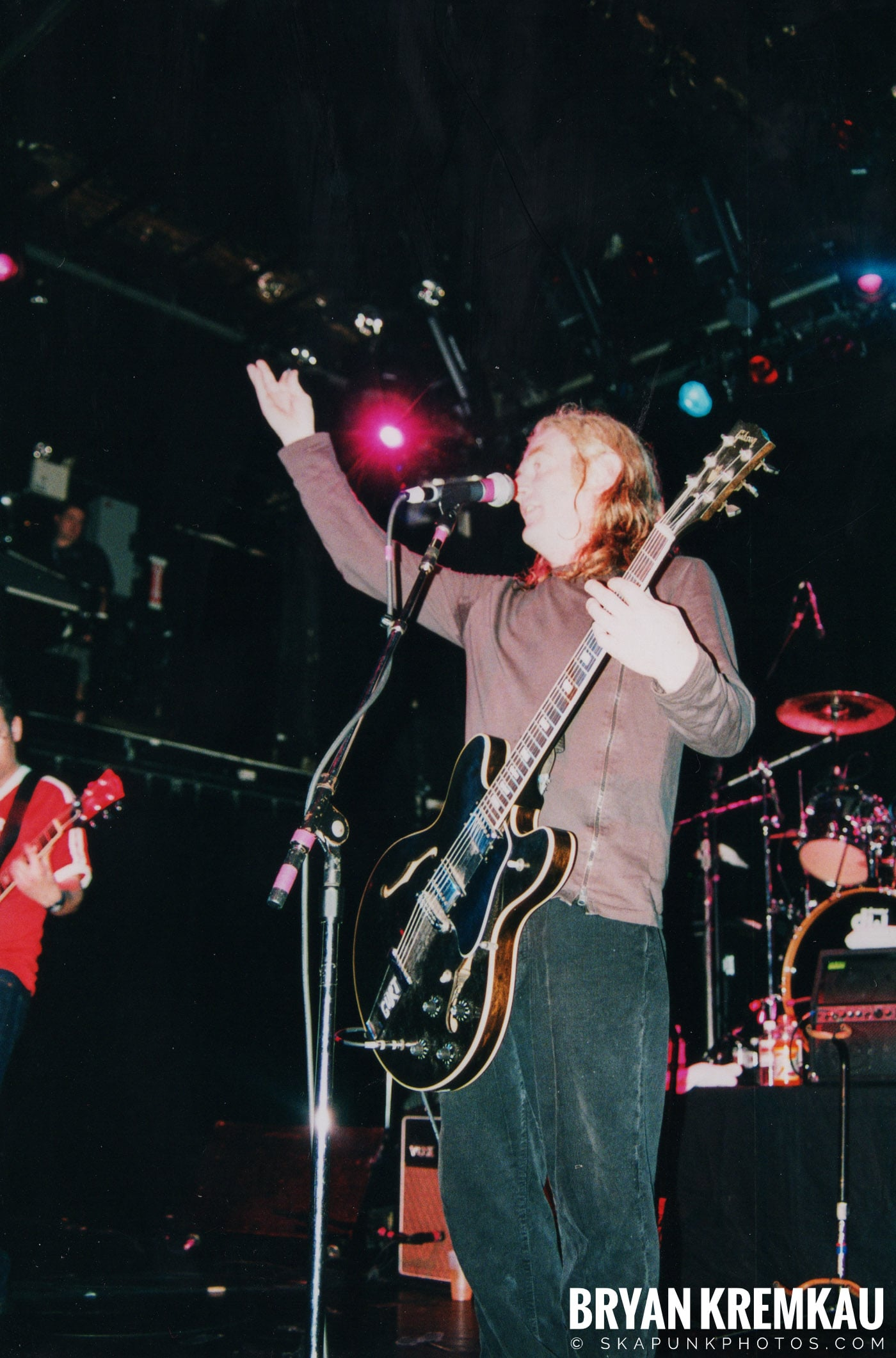 The Saw Doctors @ Irving Plaza, NYC - 10.4.04 (14)