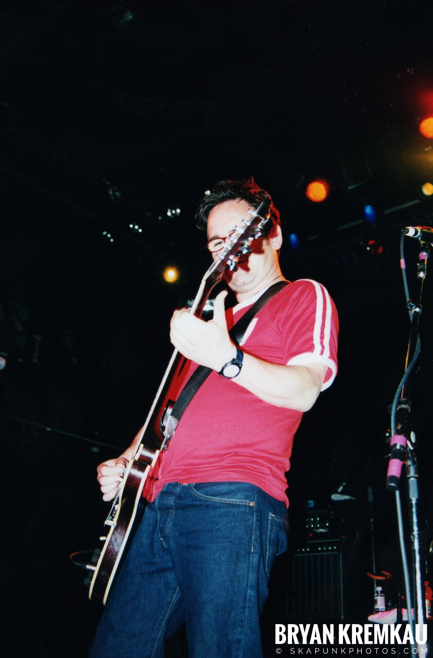 The Saw Doctors @ Irving Plaza, NYC - 10.4.04 (10)