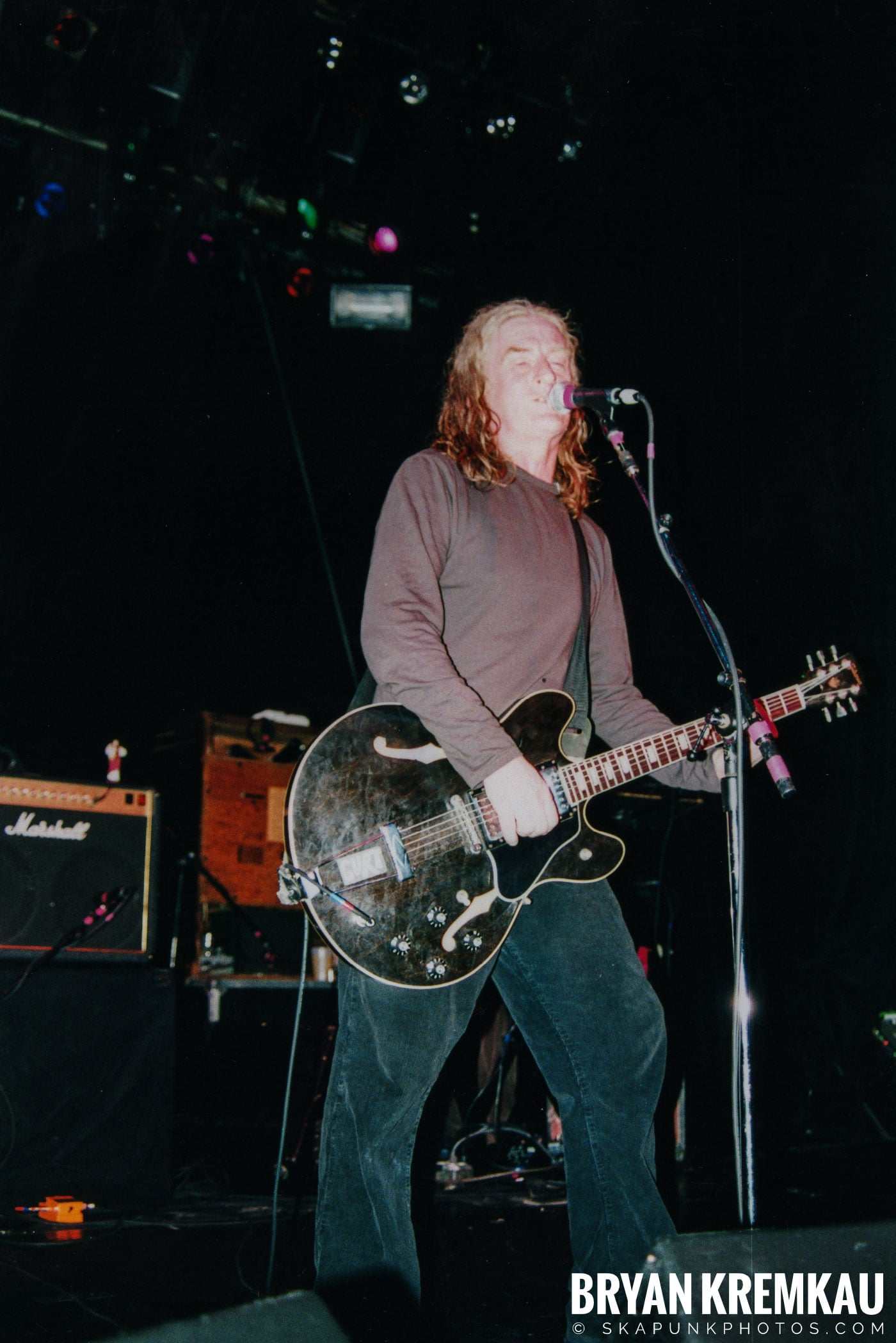 The Saw Doctors @ Irving Plaza, NYC - 10.4.04 (4)