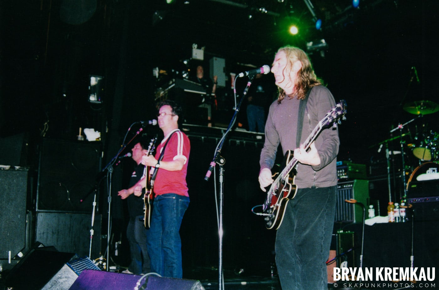 The Saw Doctors @ Irving Plaza, NYC - 10.4.04 (2)