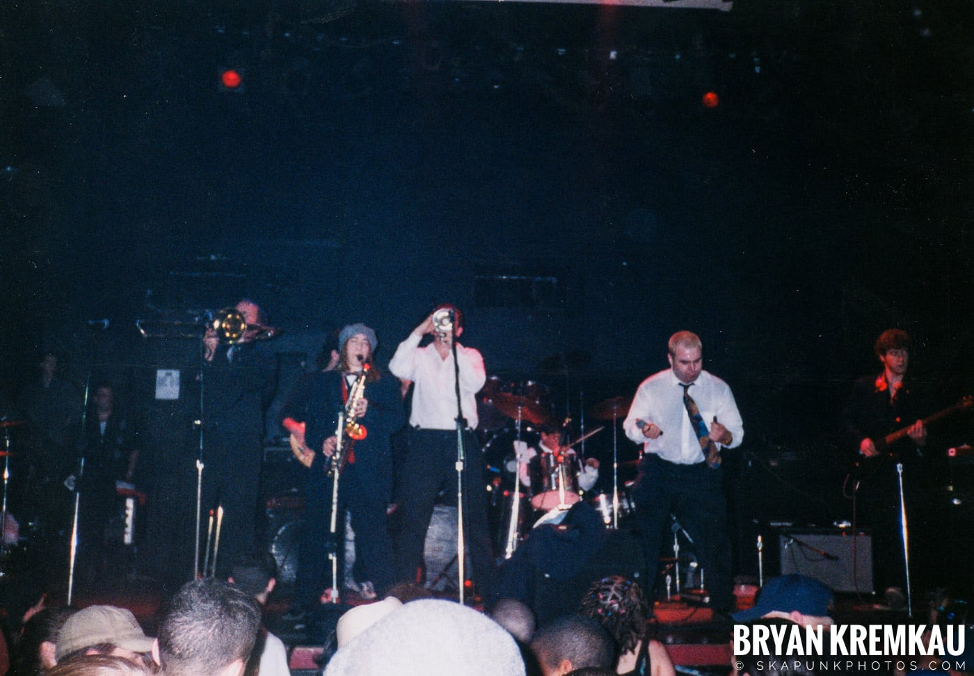 The Schematics @ The Chance, Poughkeepsie, NY - 1998 (2)