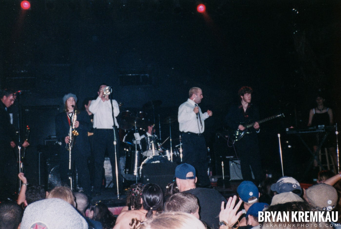 The Schematics @ The Chance, Poughkeepsie, NY - 1998 (1)