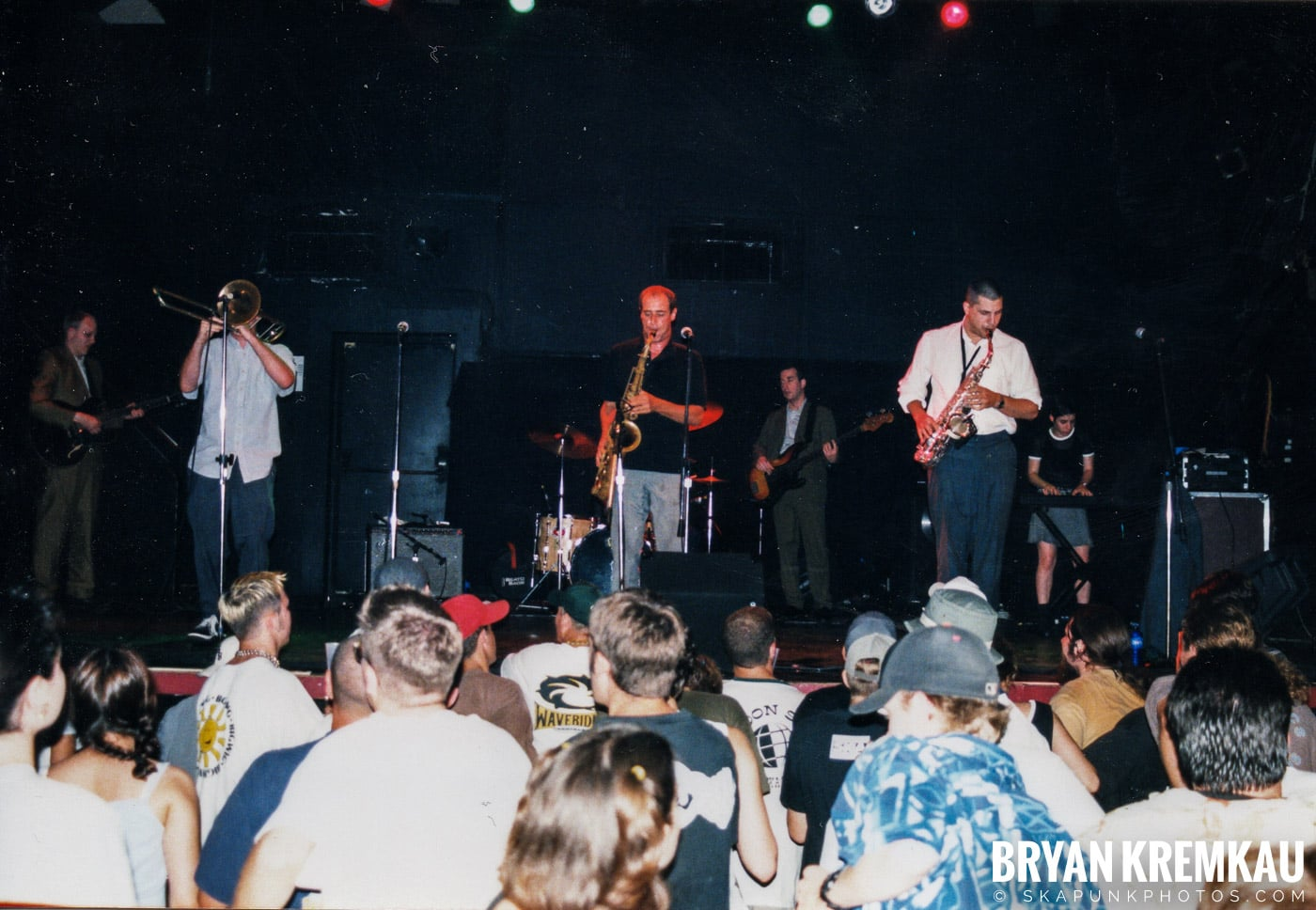 The Scofflaws @ The Chance, Poughkeepsie, NY - 7.17.98 (20)