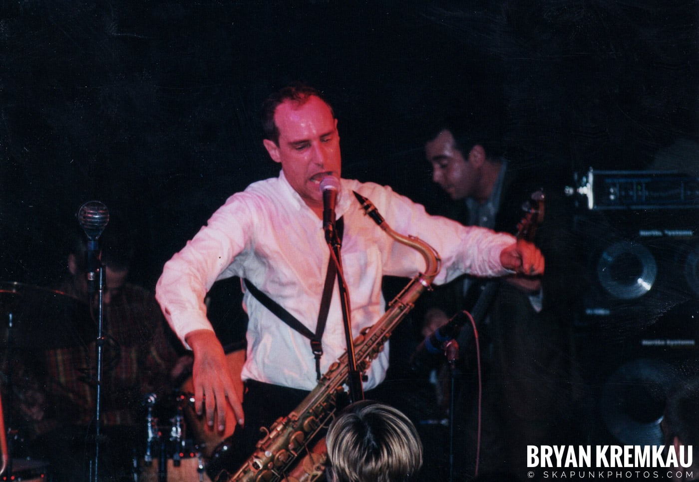 The Scofflaws @ Wetlands, NYC - 10.11.98 (16)