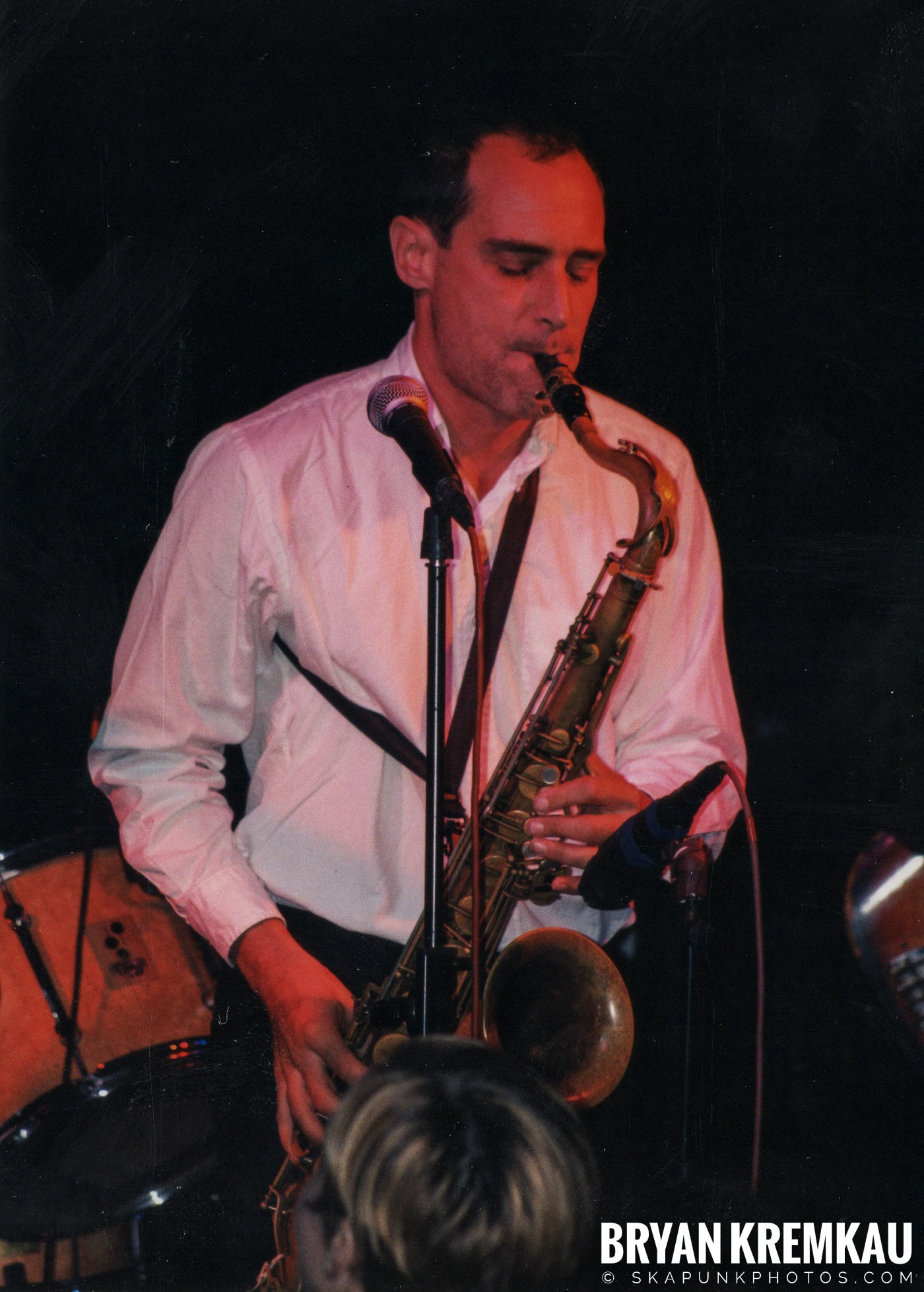 The Scofflaws @ Wetlands, NYC - 10.11.98 (15)