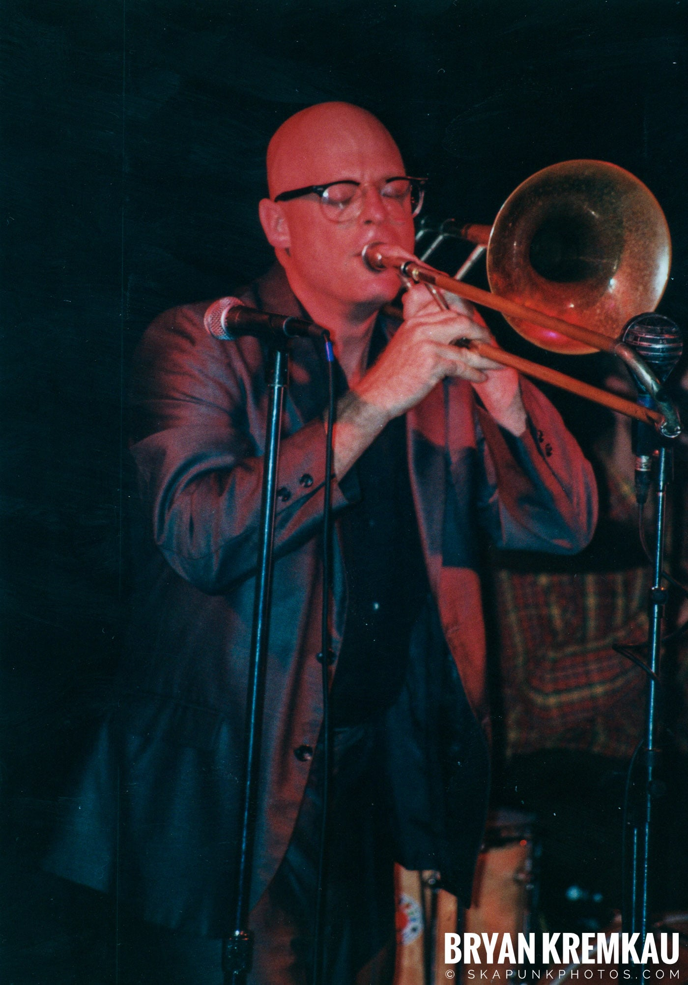 The Scofflaws @ Wetlands, NYC - 10.11.98 (14)