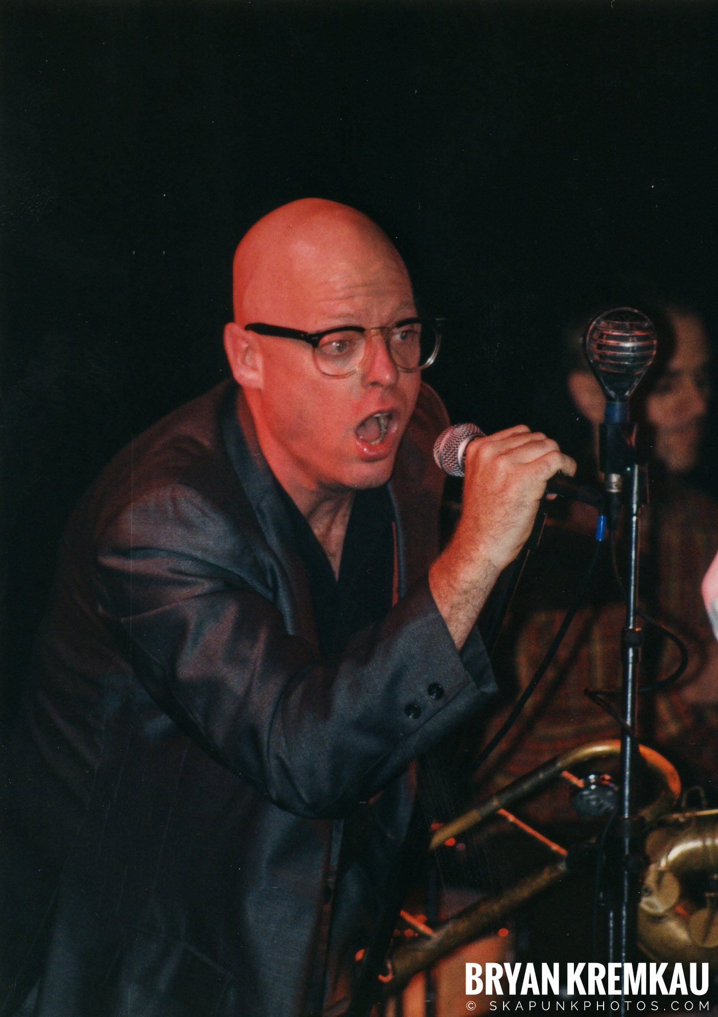 The Scofflaws @ Wetlands, NYC - 10.11.98 (13)