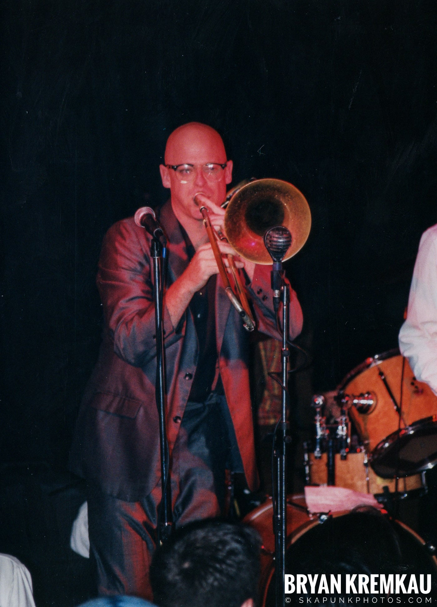 The Scofflaws @ Wetlands, NYC - 10.11.98 (12)