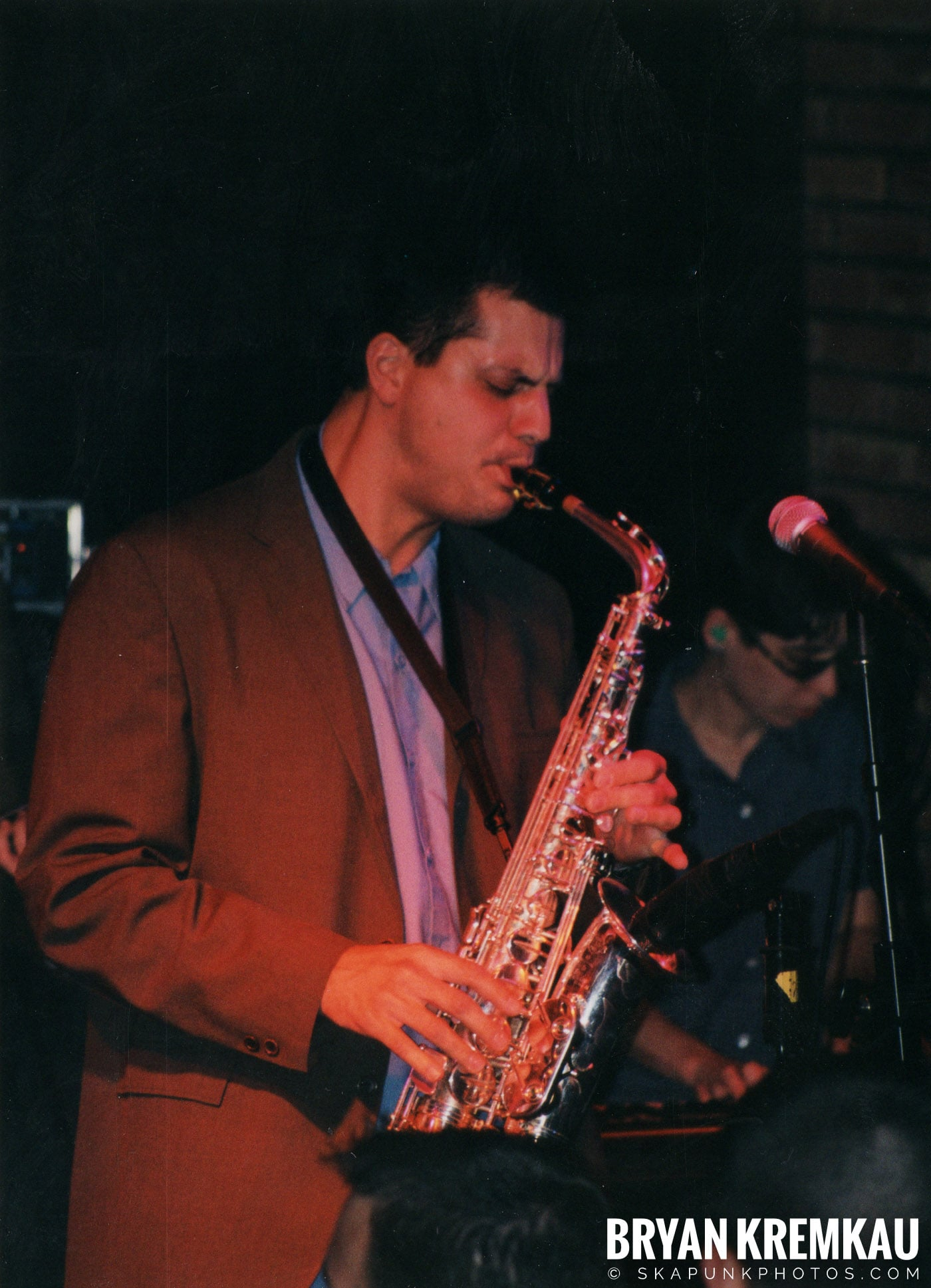 The Scofflaws @ Wetlands, NYC - 10.11.98 (11)