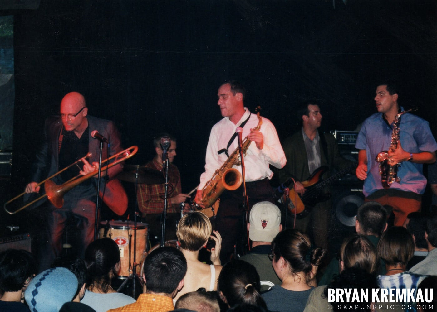 The Scofflaws @ Wetlands, NYC - 10.11.98 (10)