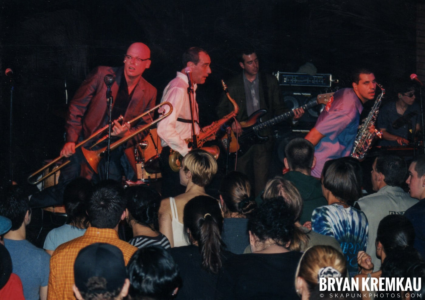 The Scofflaws @ Wetlands, NYC - 10.11.98 (8)