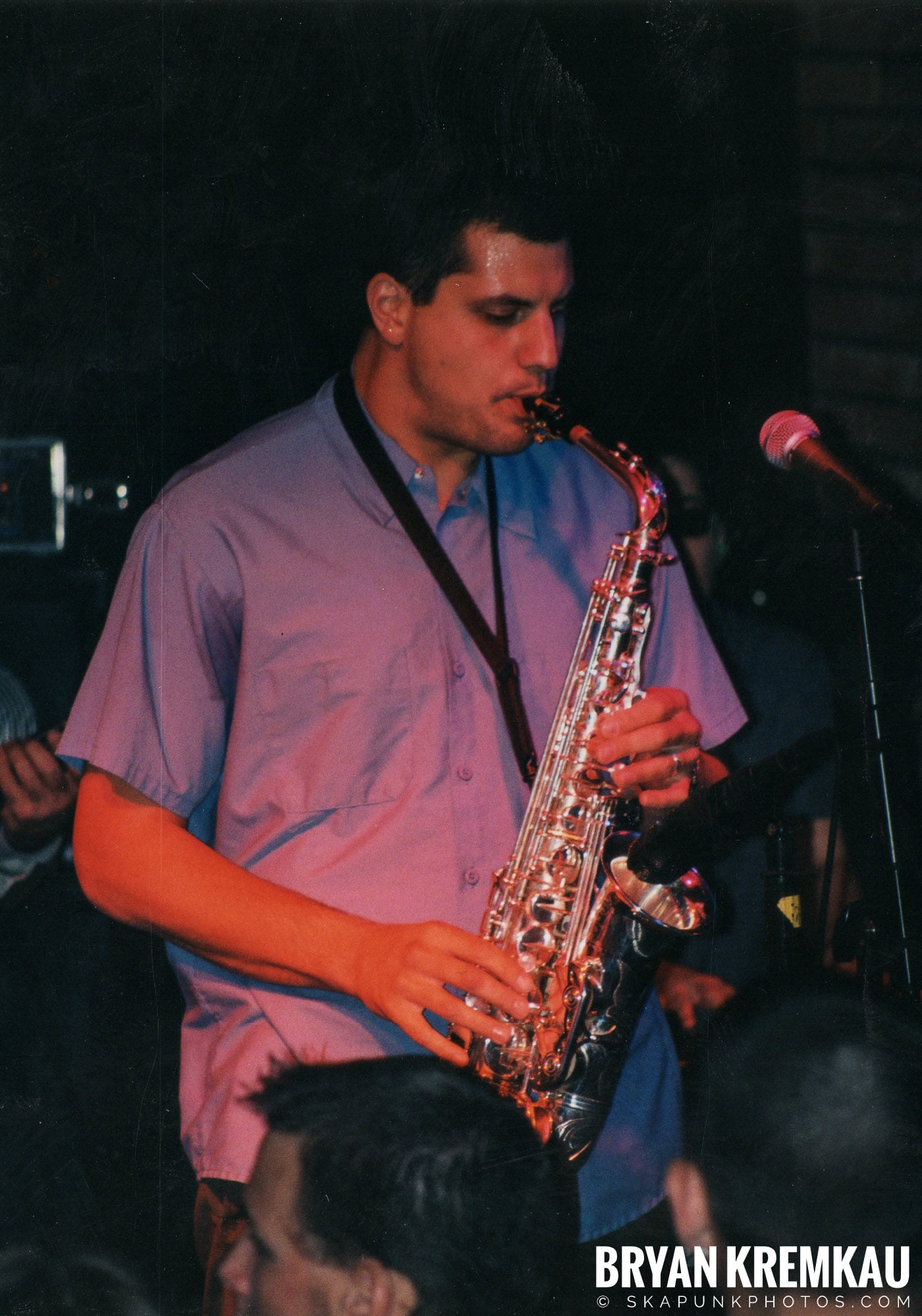 The Scofflaws @ Wetlands, NYC - 10.11.98 (7)