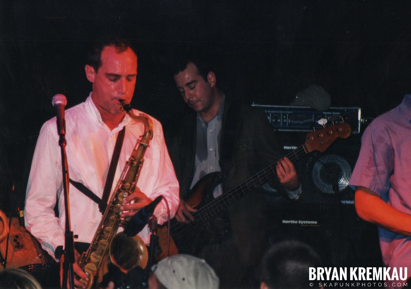 The Scofflaws @ Wetlands, NYC - 10.11.98 (5)