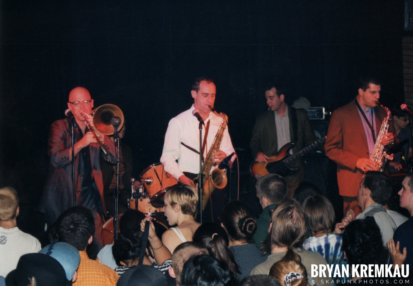 The Scofflaws @ Wetlands, NYC - 10.11.98 (4)
