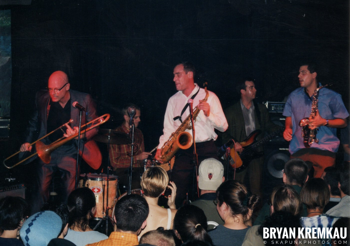 The Scofflaws @ Wetlands, NYC - 10.11.98 (3)