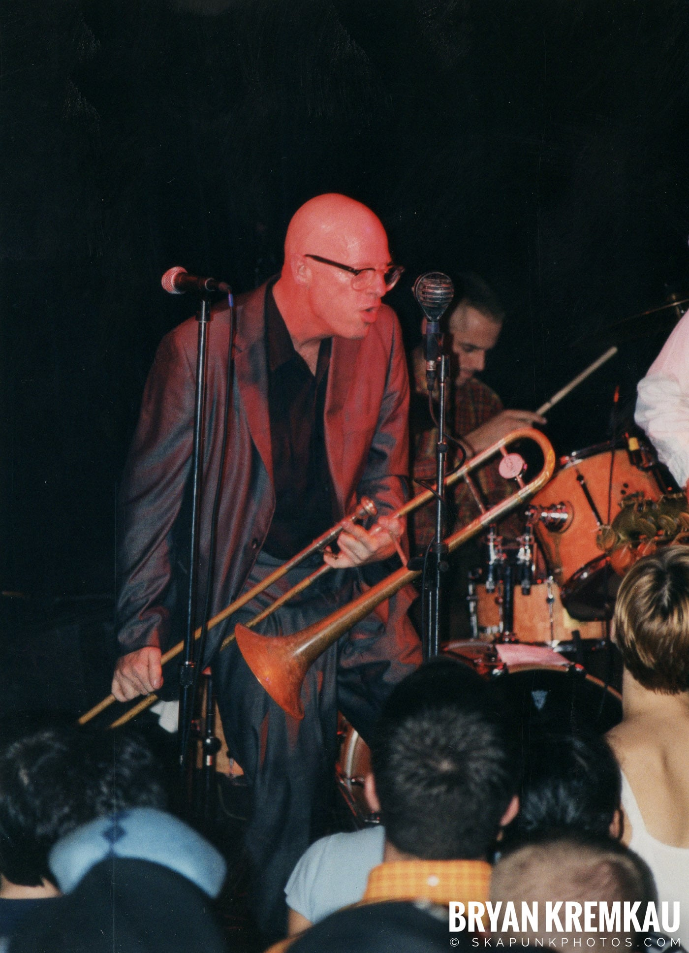 The Scofflaws @ Wetlands, NYC - 10.11.98 (2)